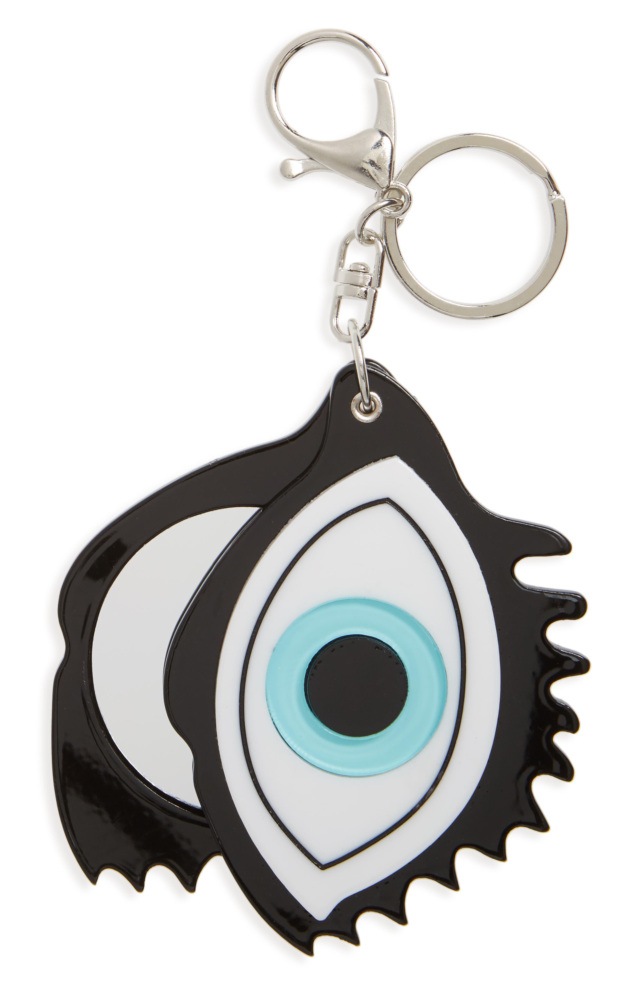 Cara Evil Eye Key Chain (Girls)