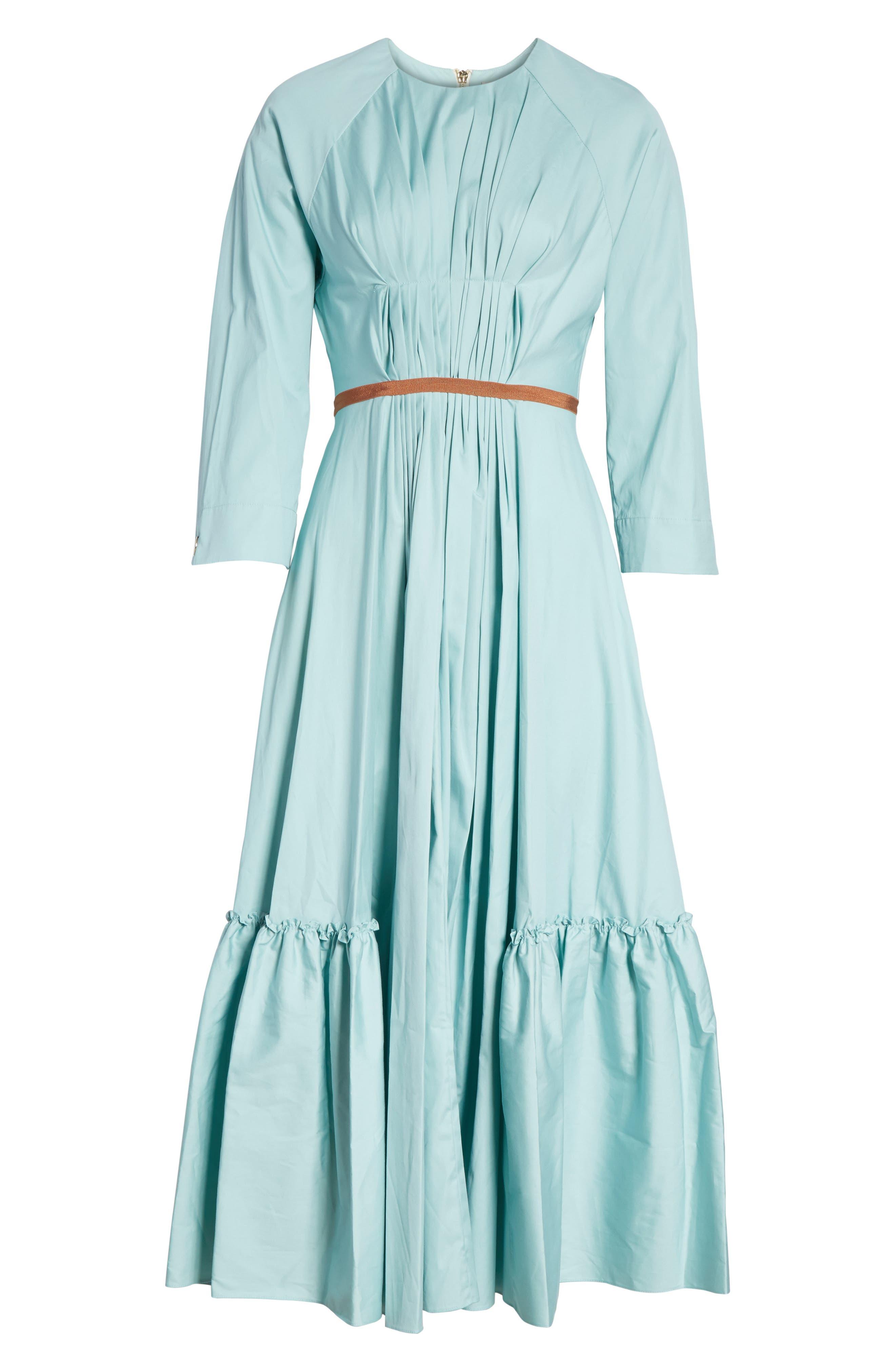 Varena Dress,                             Alternate thumbnail 7, color,                             Springs