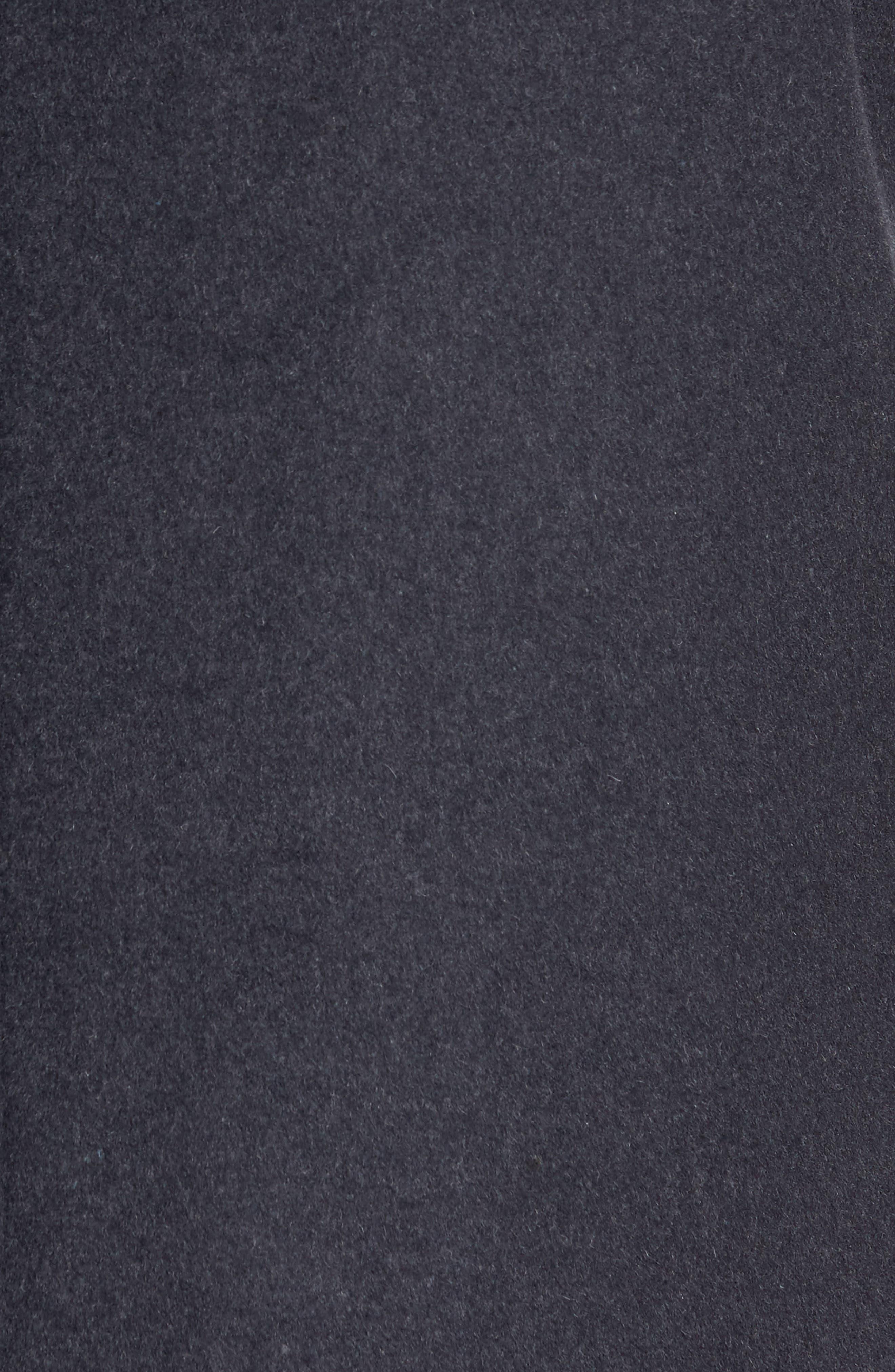 Alternate Image 6  - Marc New York Double Face Wool Blend Car Coat