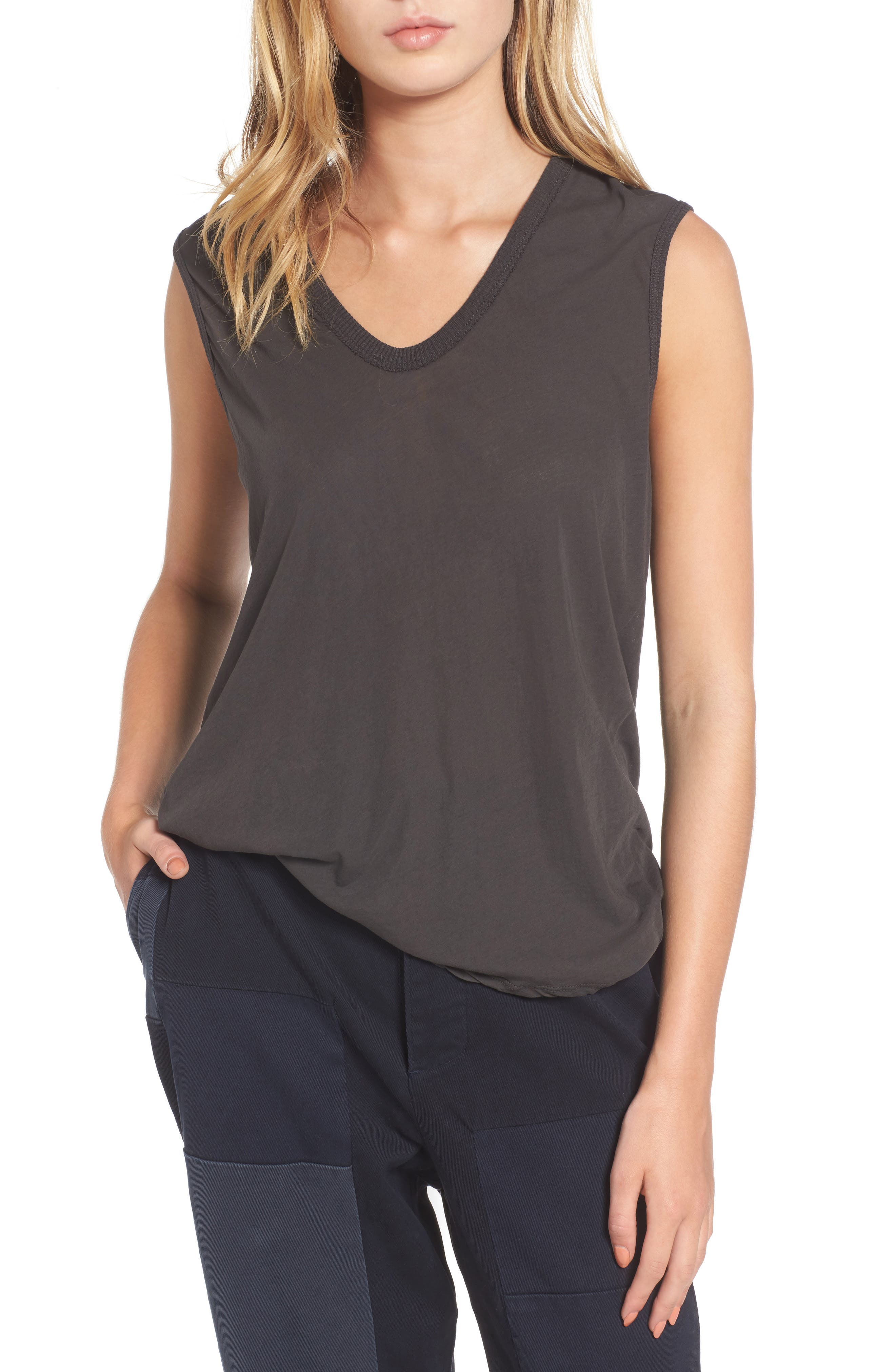 James Perse Muscle Tank