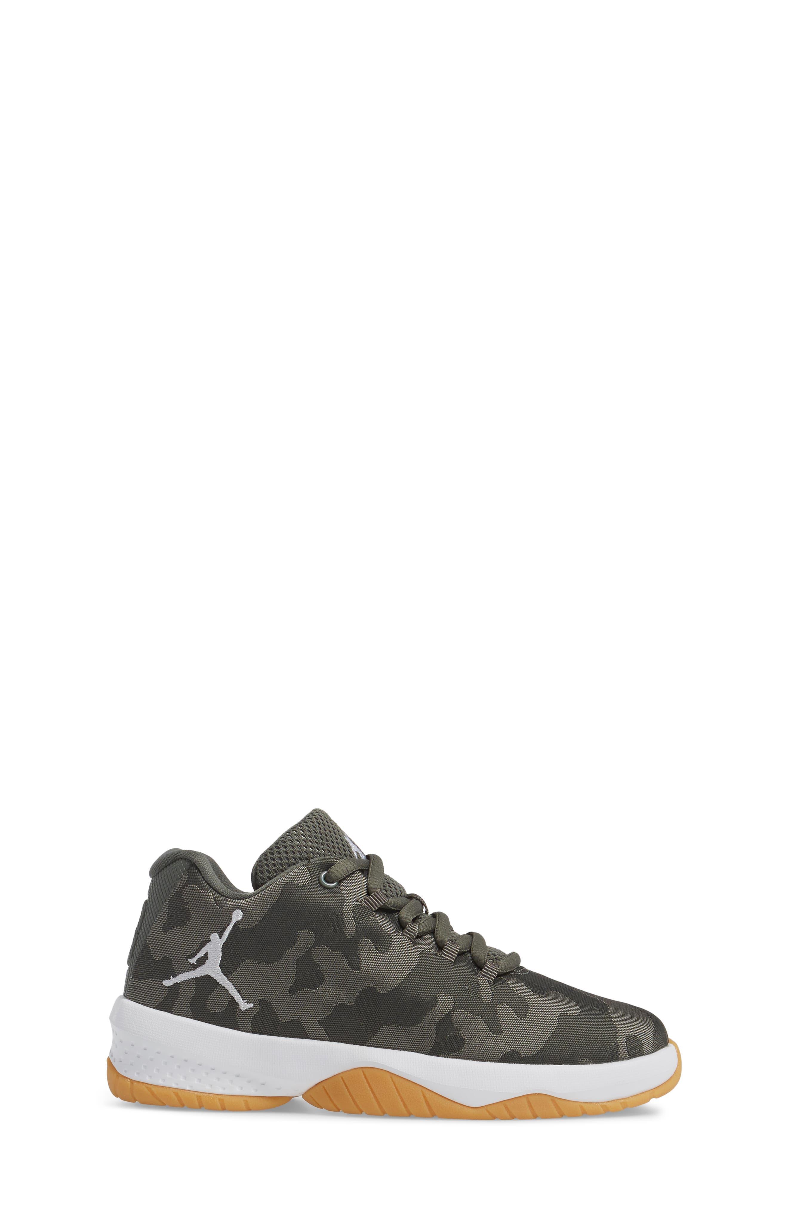 Alternate Image 3  - Nike Jordan B. Fly Basketball Shoe (Toddler & Little Kid)