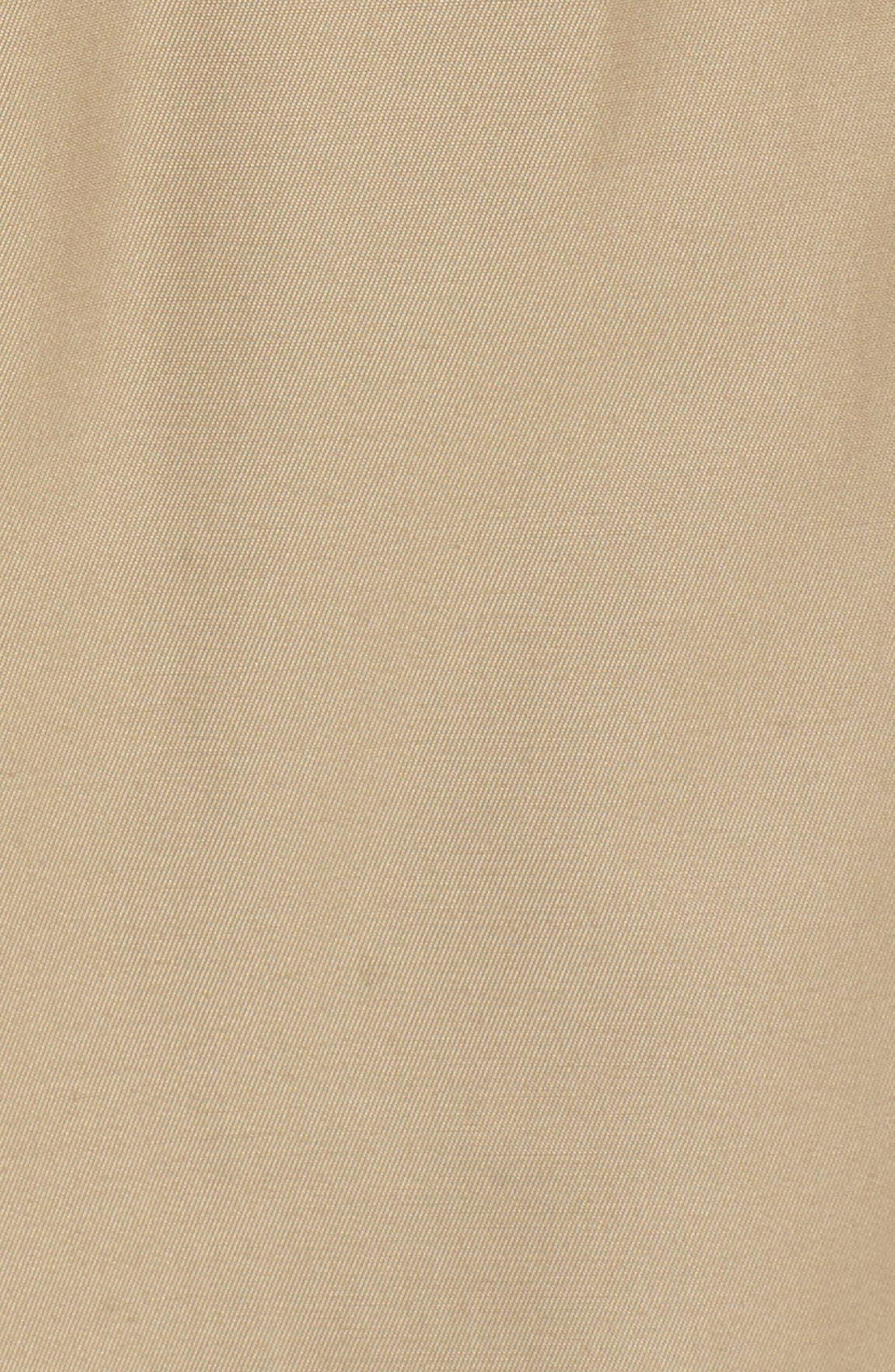 Alternate Image 5  - London Fog Long Trench Coat
