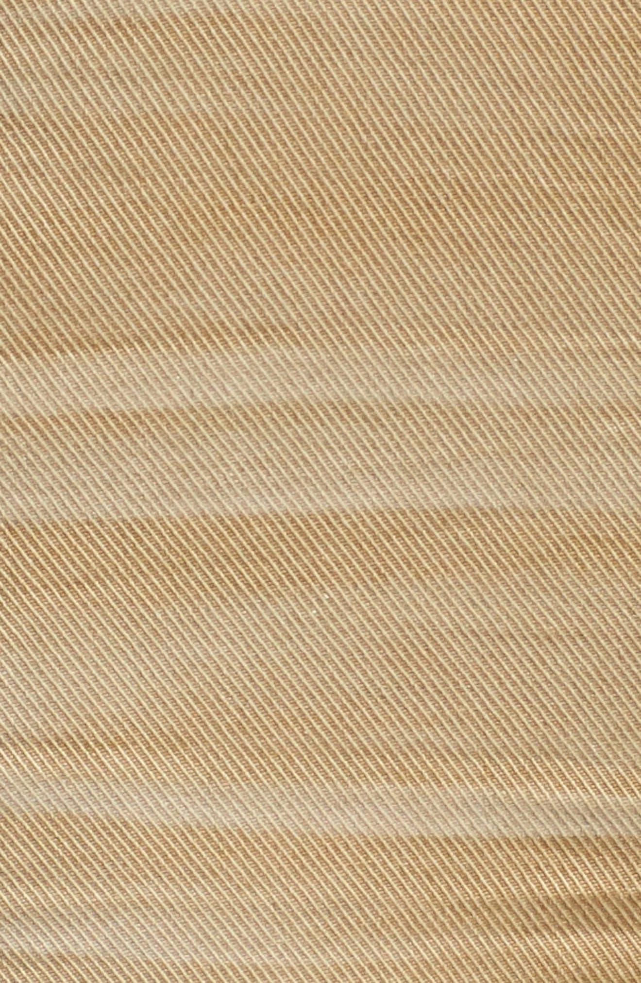 Alternate Image 5  - One Teaspoon Freebirds Ripped Low Waist Skinny Jeans (Tobacco)