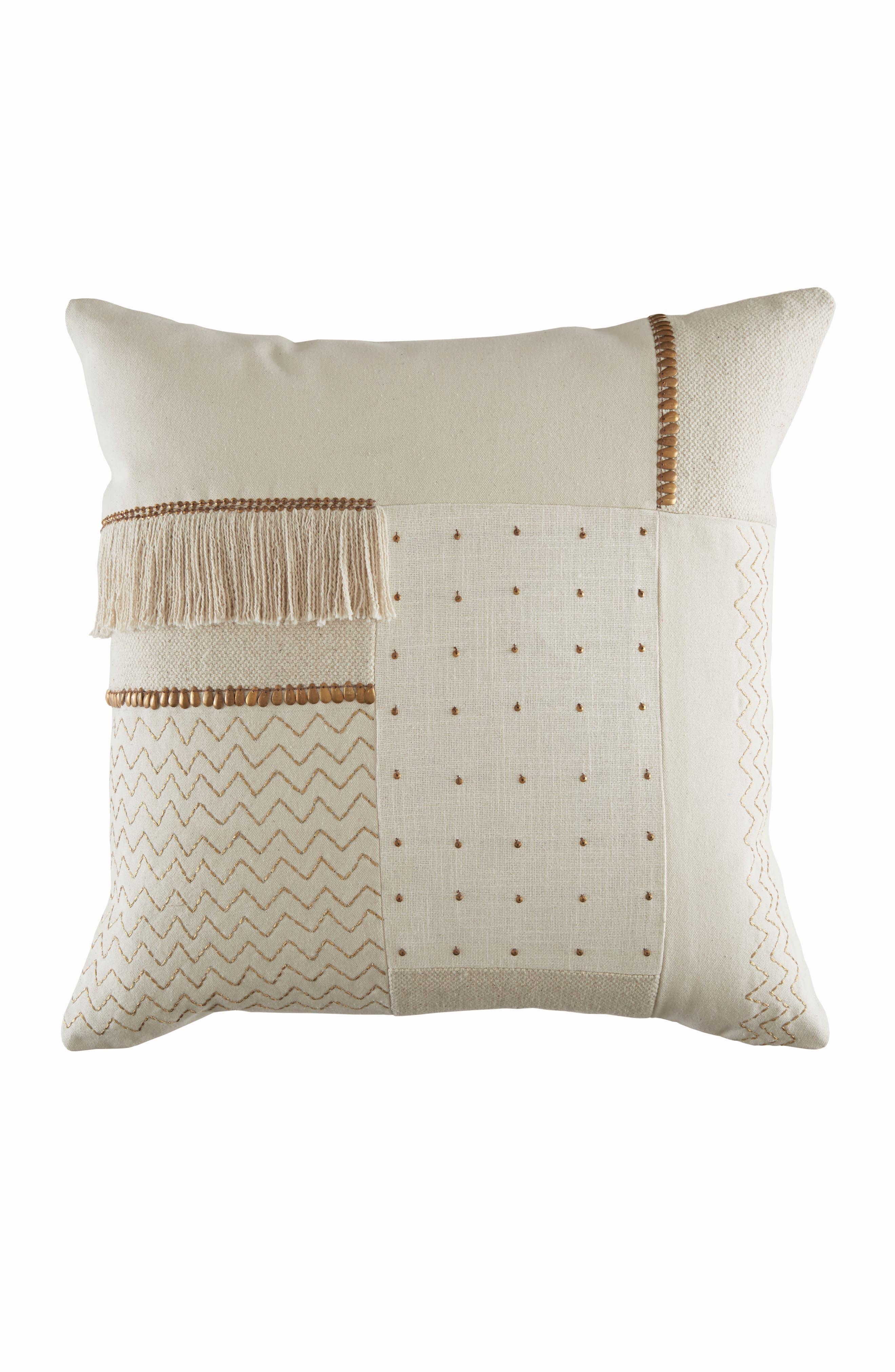 Alternate Image 1 Selected - DwellStudio Zadie Accent Pillow