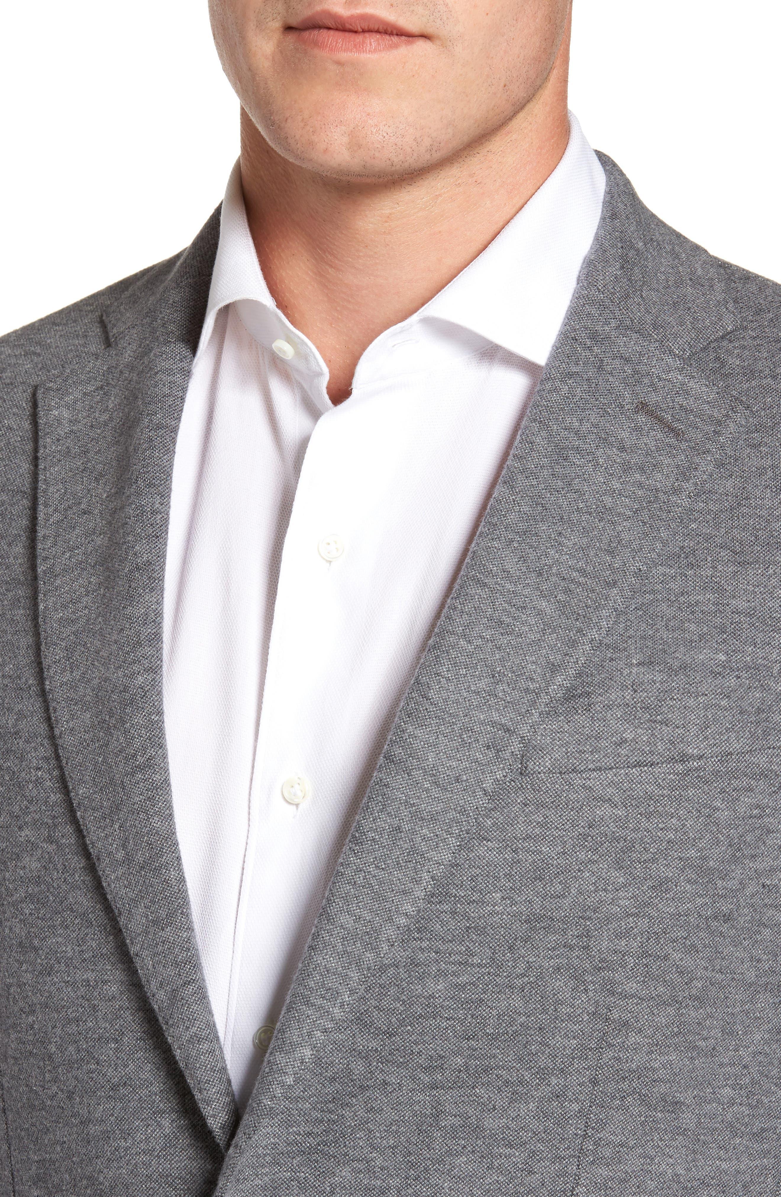 Alternate Image 4  - Peter Millar Sierran Jersey Knit Jacket