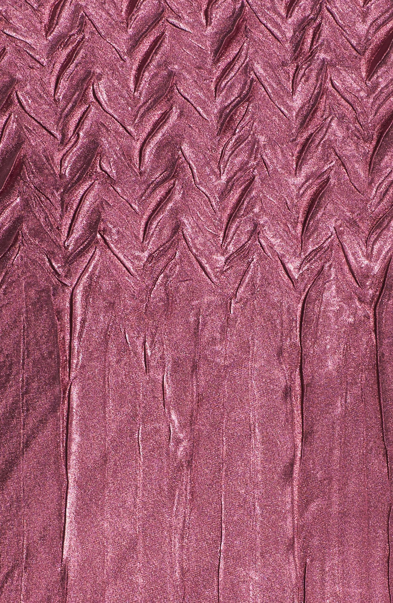 Alternate Image 5  - Komarov Charmeuse & Chiffon A-Line Dress with Jacket (Regular & Petite)