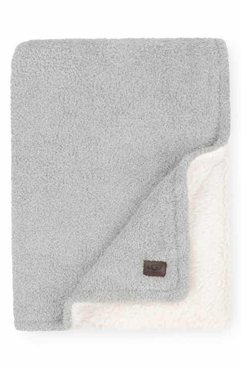 Ugg Ana Faux Shearling Throw