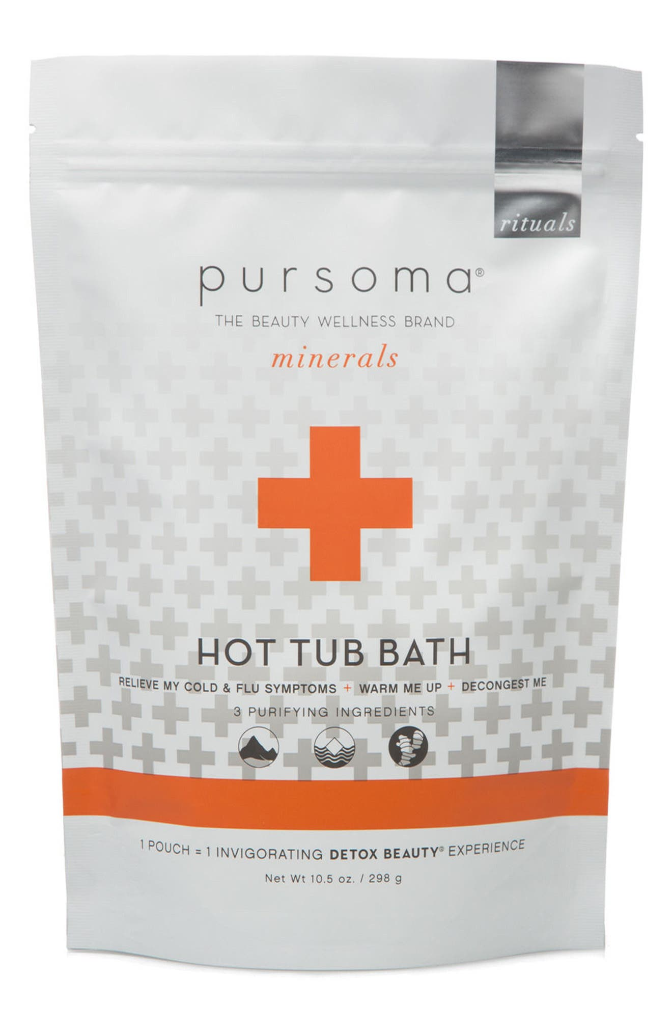 Hot Tub Bath,                             Main thumbnail 1, color,                             None