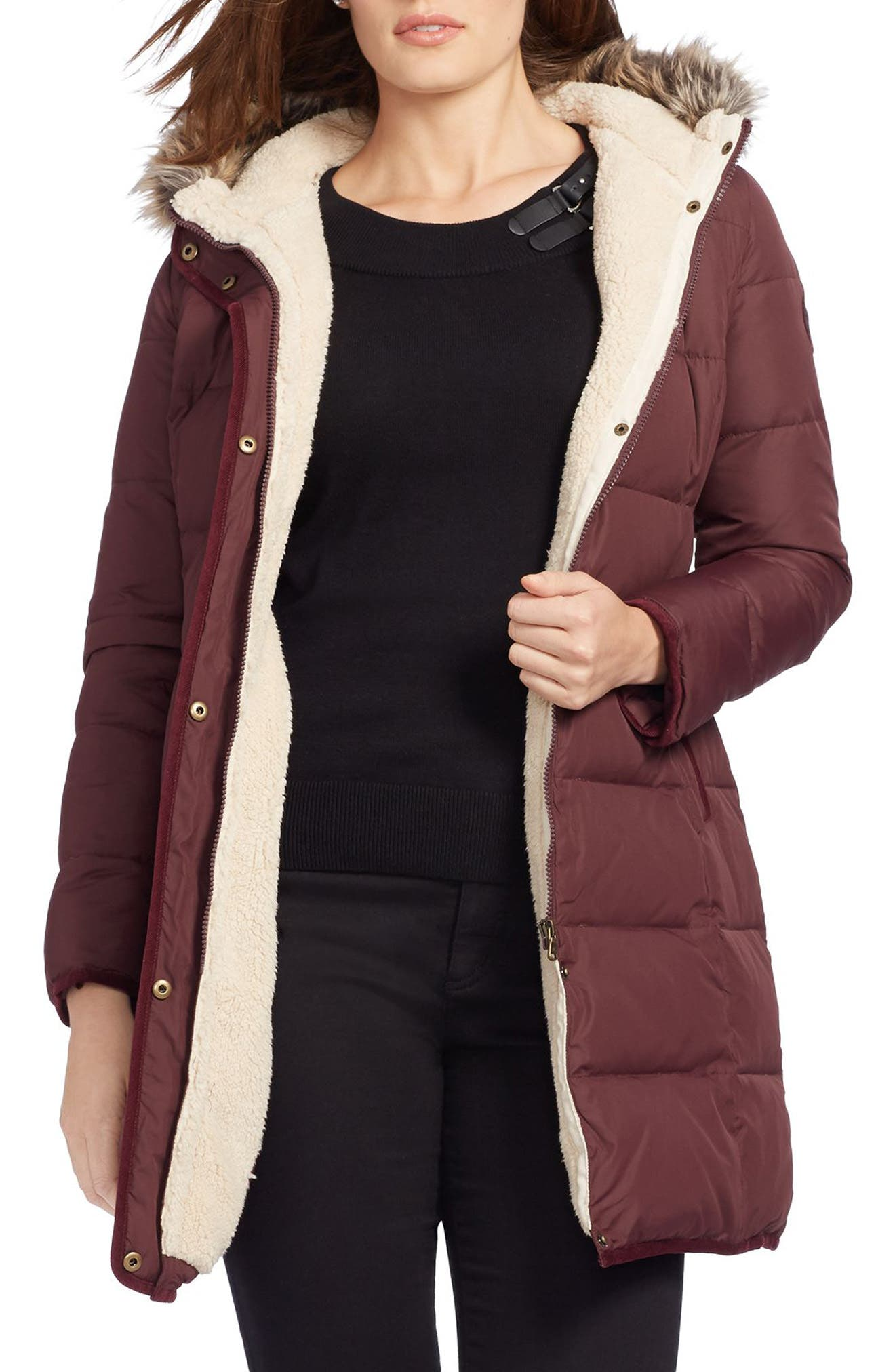 women's red plus-size coats & jackets | nordstrom