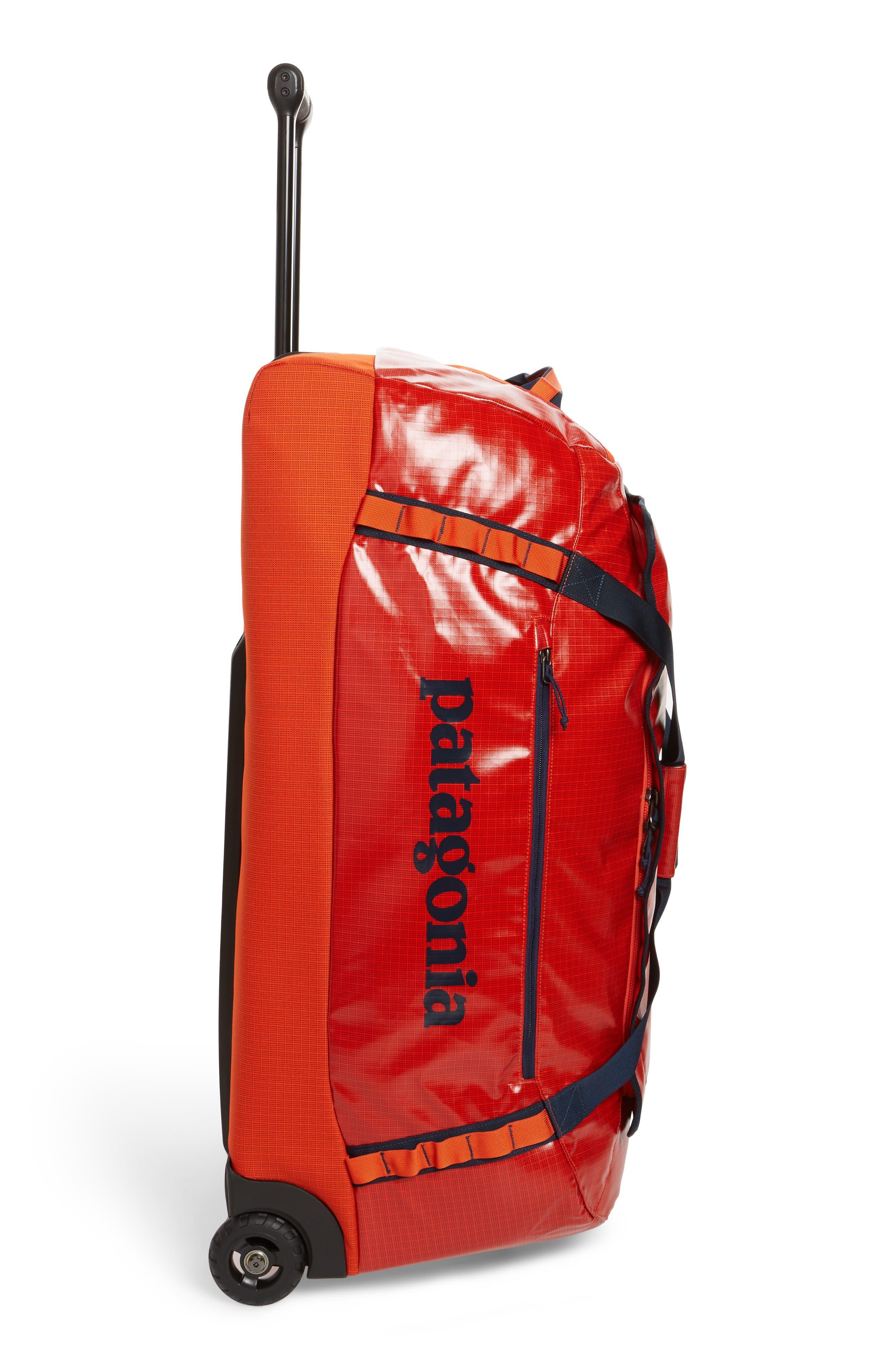 Alternate Image 3  - Patagonia 'Black Hole™' RollingDuffel Bag (120 Liter)