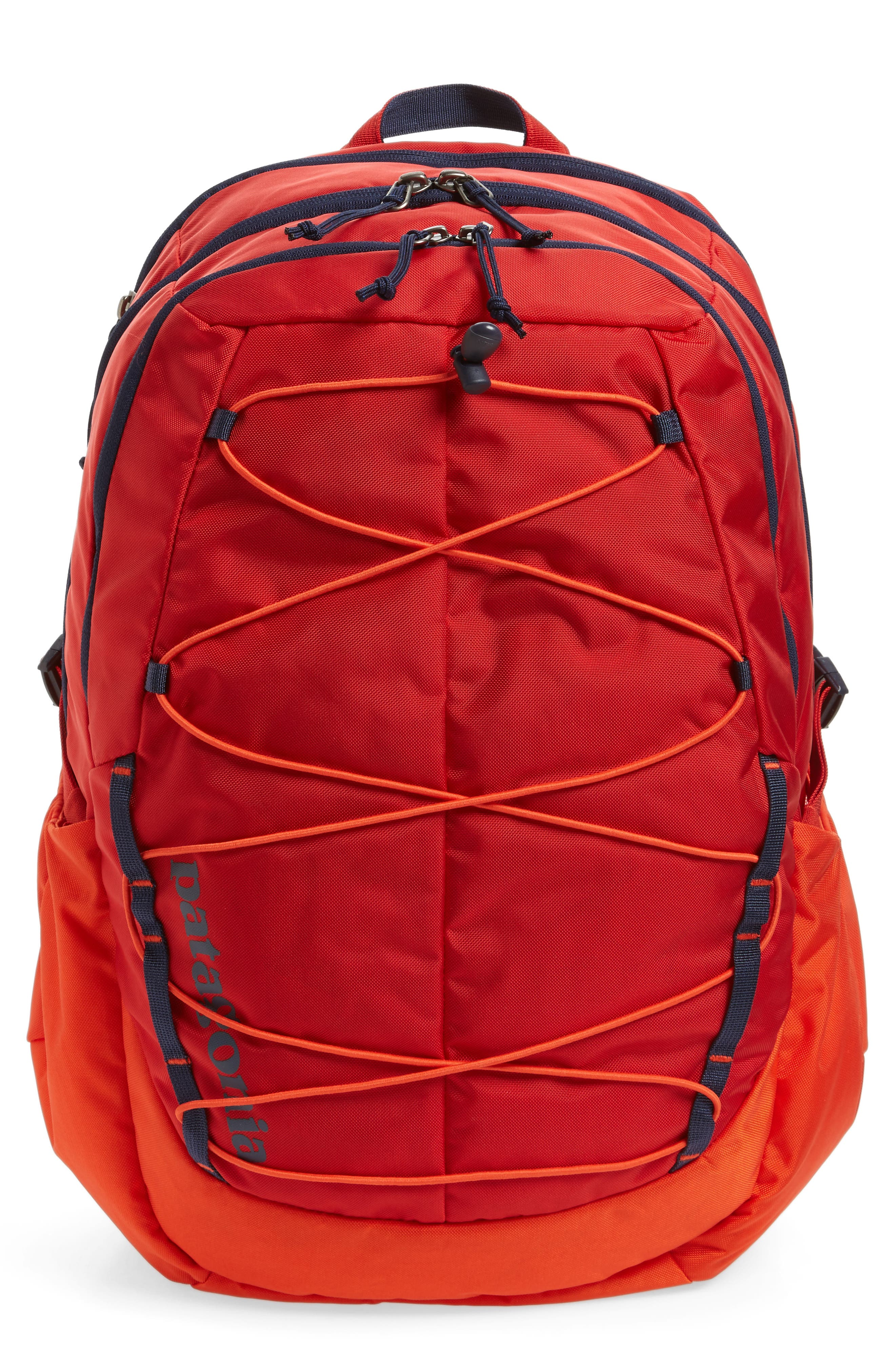 30L Chacabuco Backpack,                         Main,                         color, Paintbrush Red