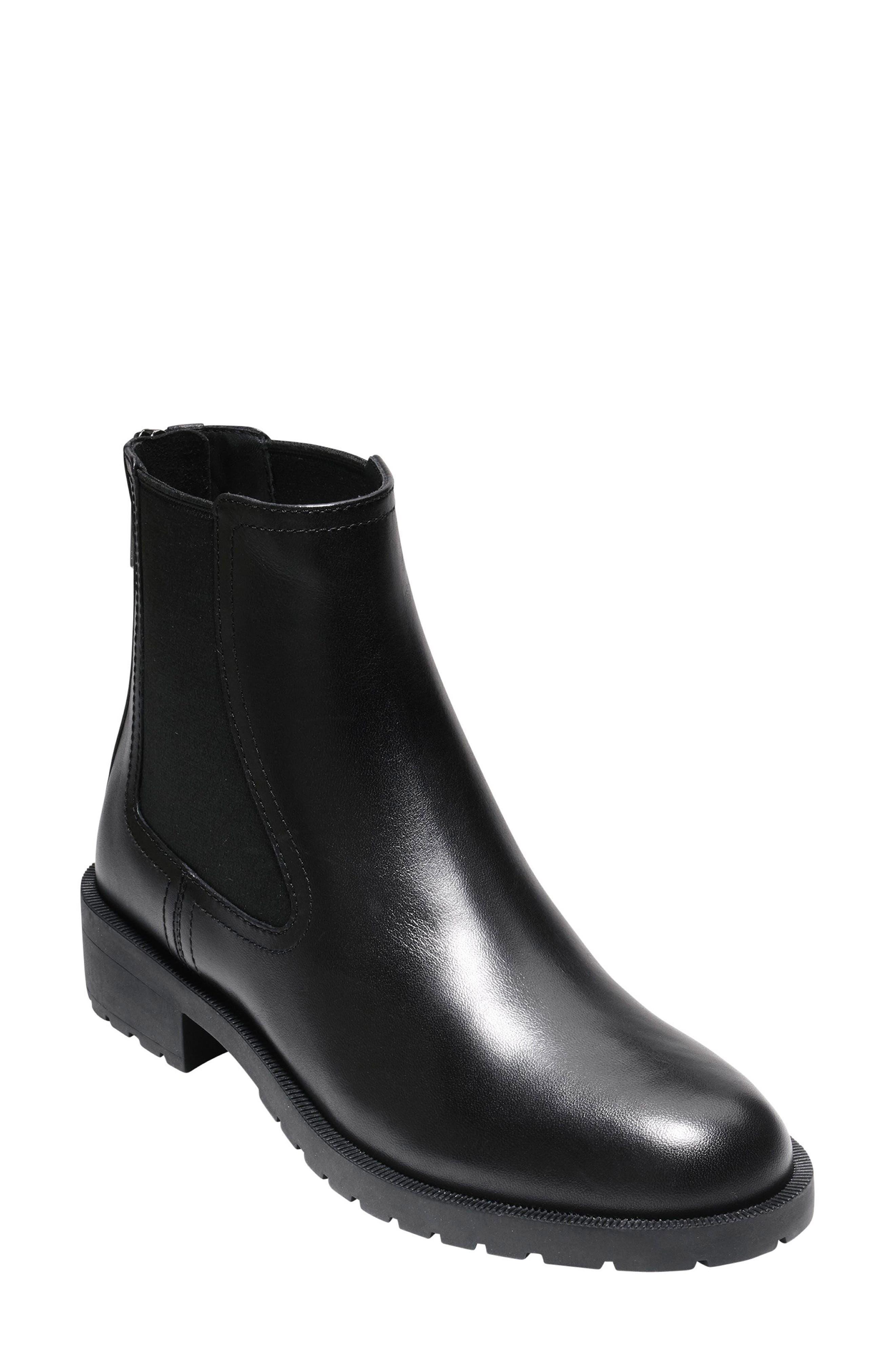 Main Image - Cole Haan Stanton Weatherproof Chelsea Boot (Women)