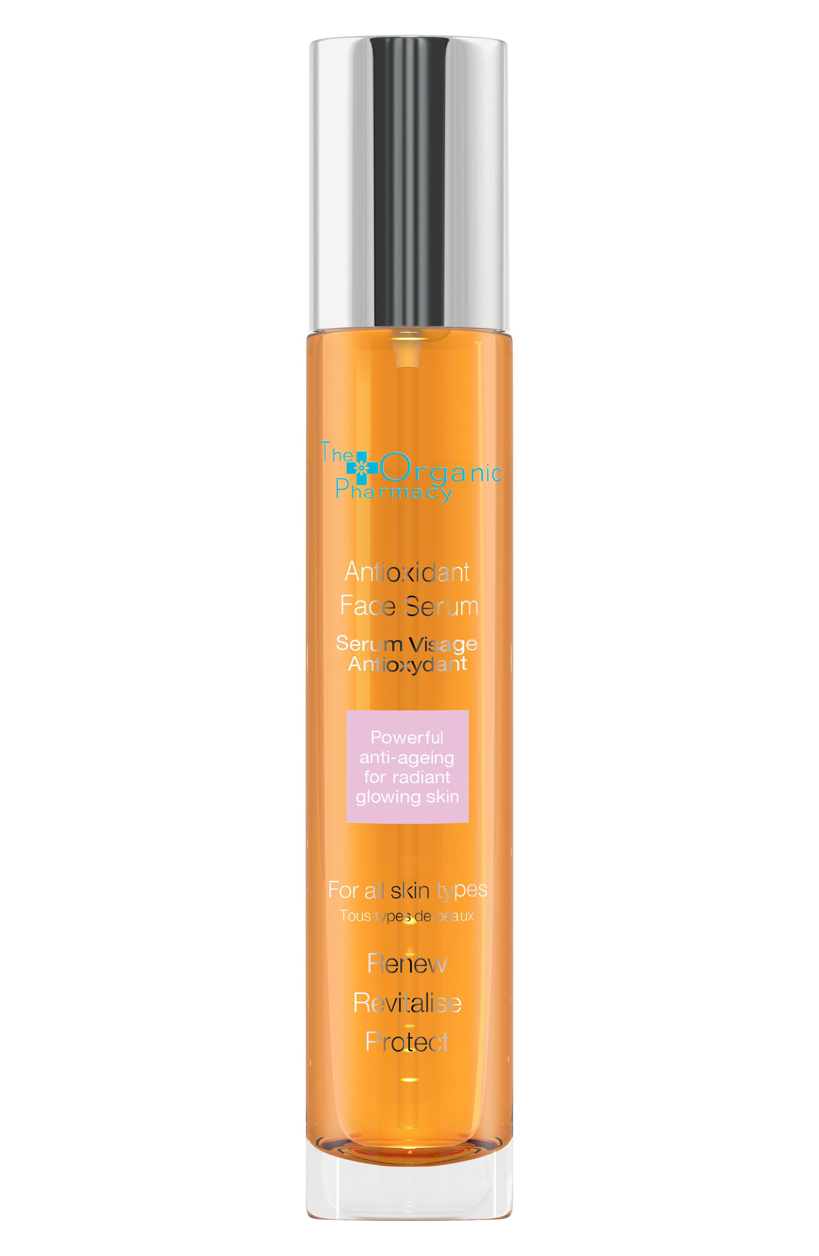 Alternate Image 1 Selected - The Organic Pharmacy Antioxidant Face Firming Serum