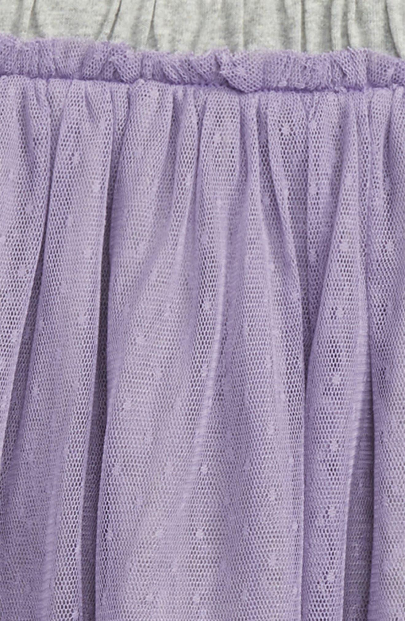 Tulle Skirt,                             Alternate thumbnail 2, color,                             Taffy