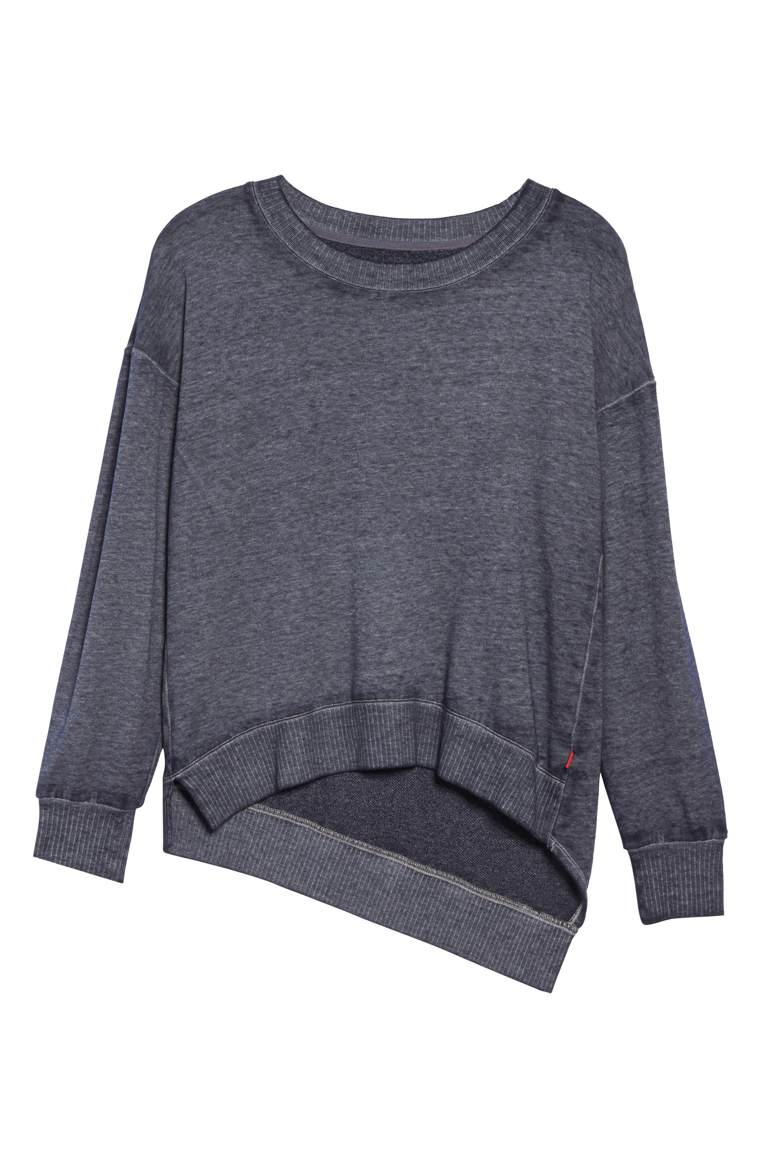 Alternate Image 5  - Josie Sunset Blvd Pullover Sweatshirt