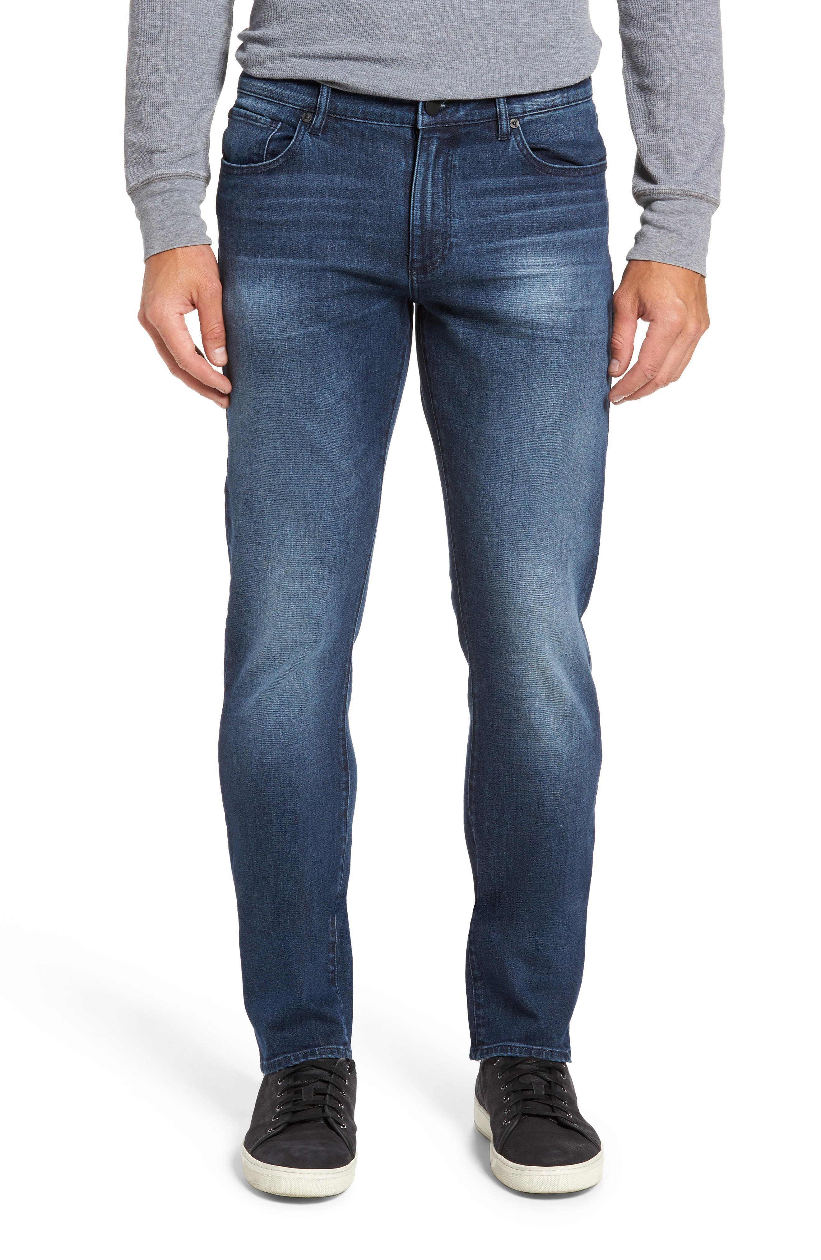 DL1961 Russell Slim Straight Fit Jeans (Bond)