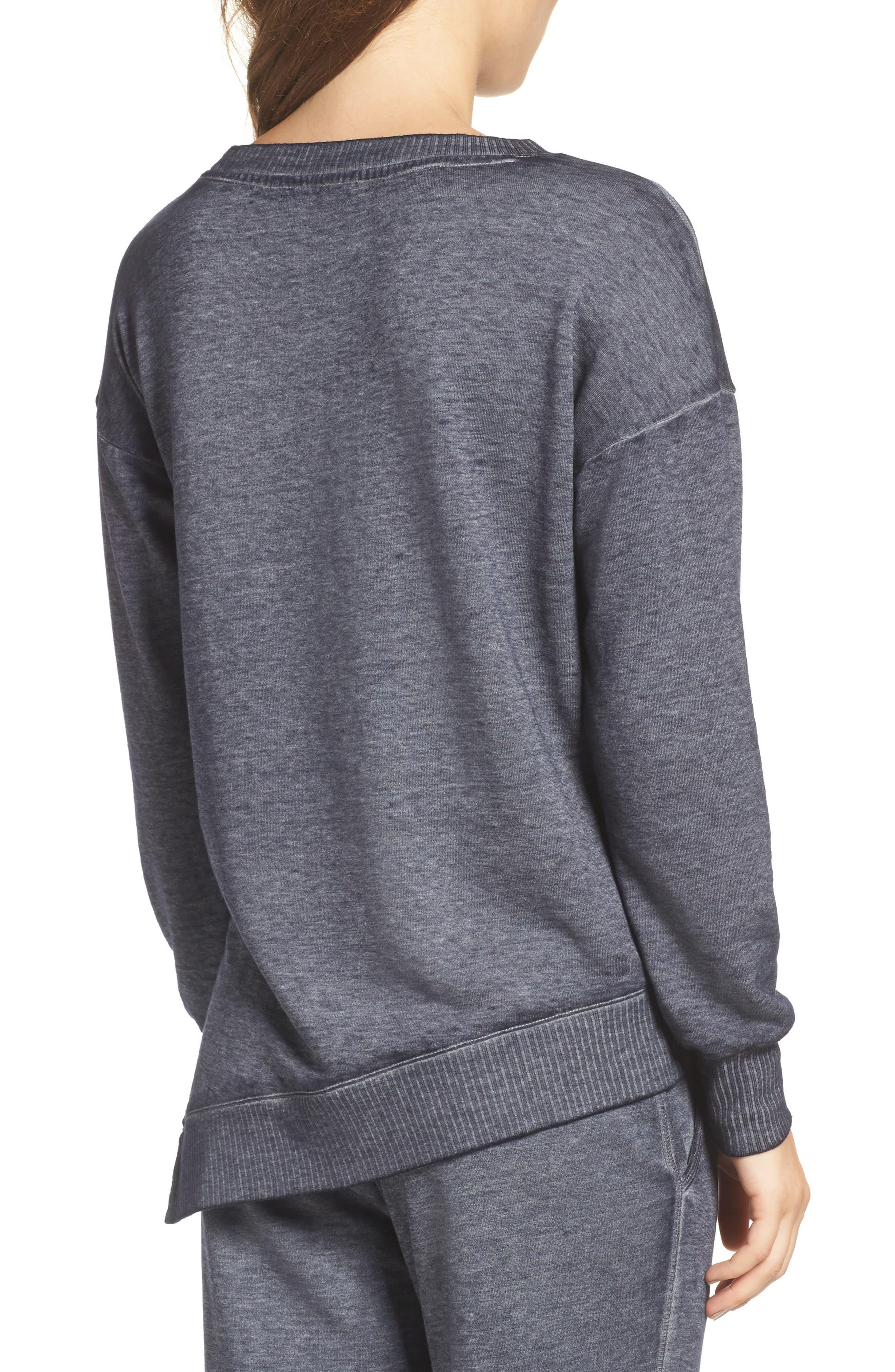 Alternate Image 2  - Josie Sunset Blvd Pullover Sweatshirt