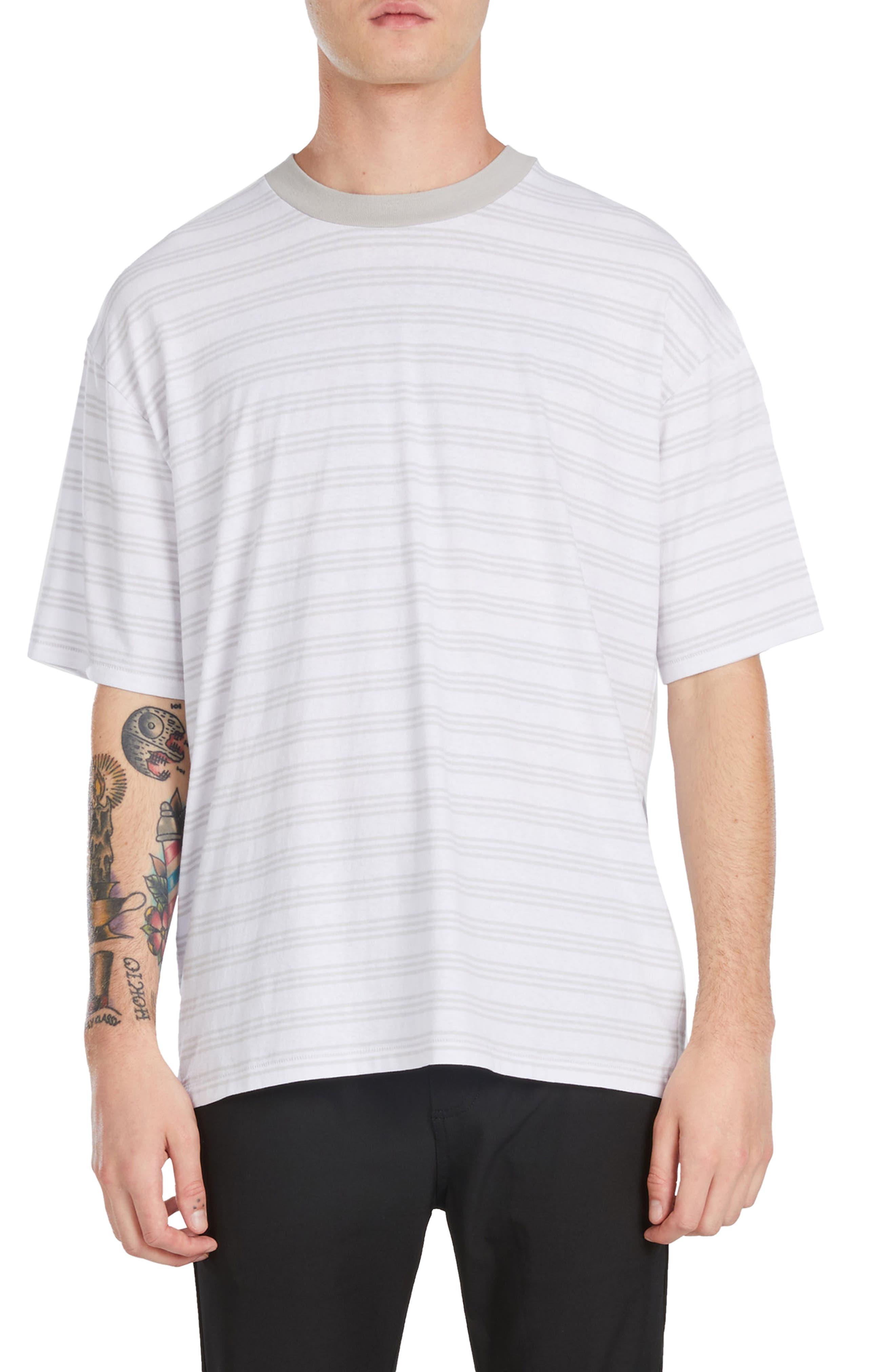 Alternate Image 1 Selected - ZANEROBE Box Stripe T-Shirt
