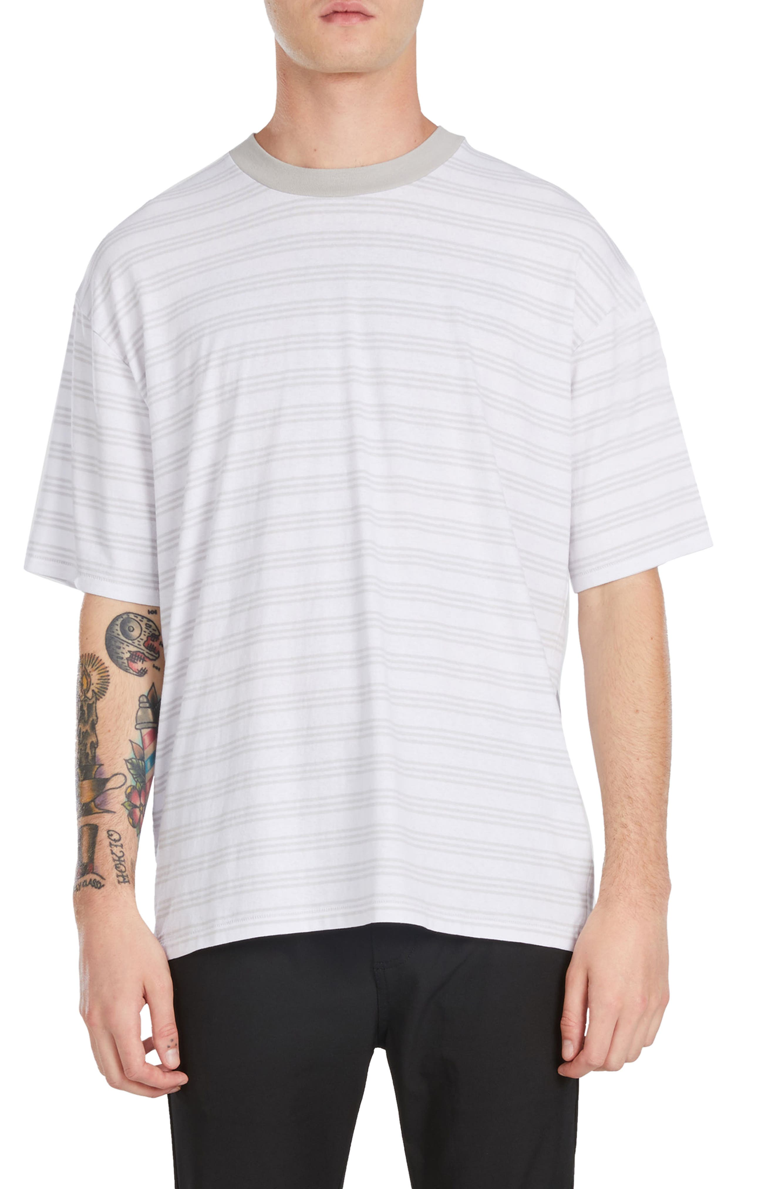 Main Image - ZANEROBE Box Stripe T-Shirt