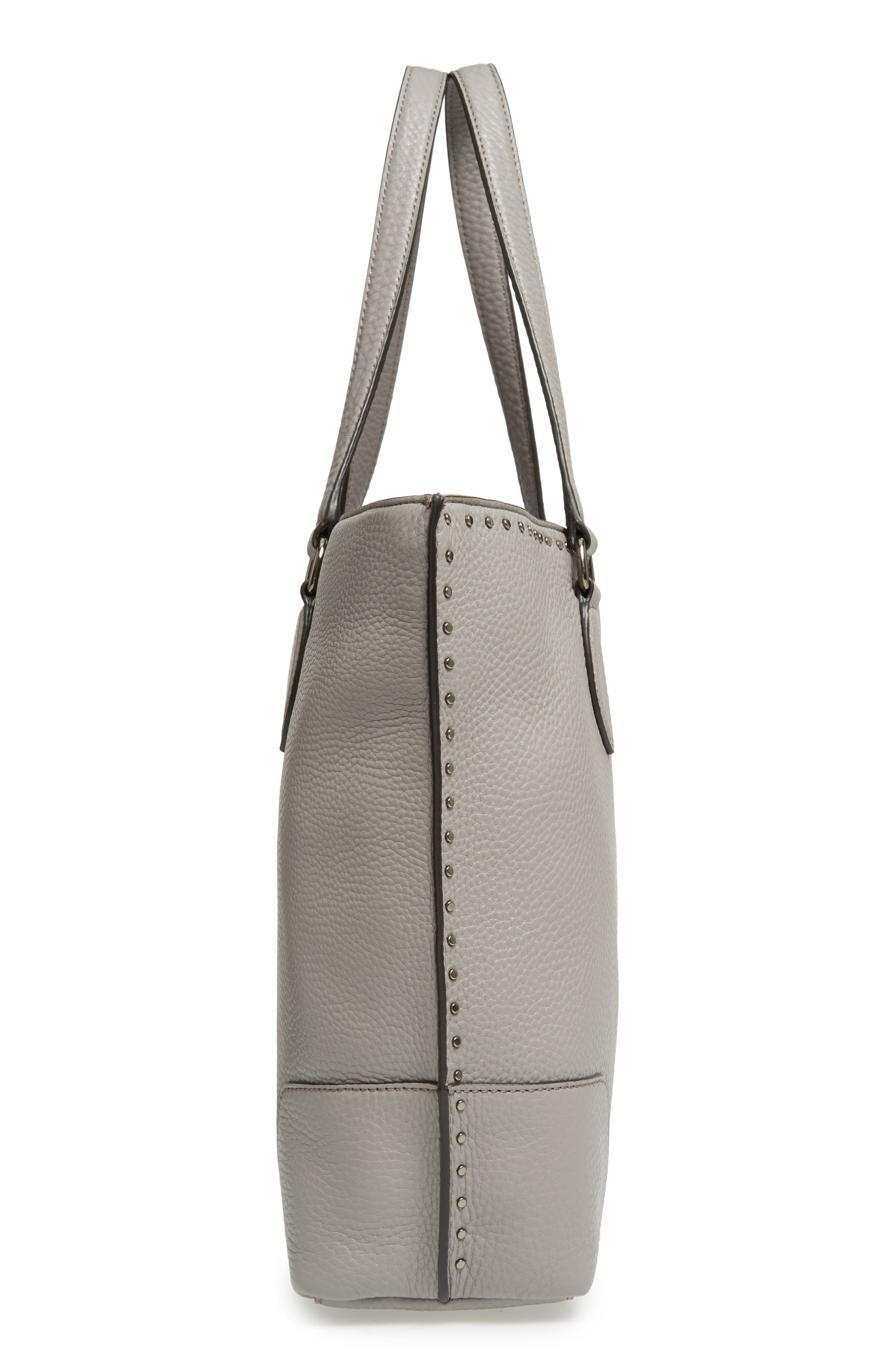 Alternate Image 5  - Rebecca Minkoff Moonwalking Leather Tote