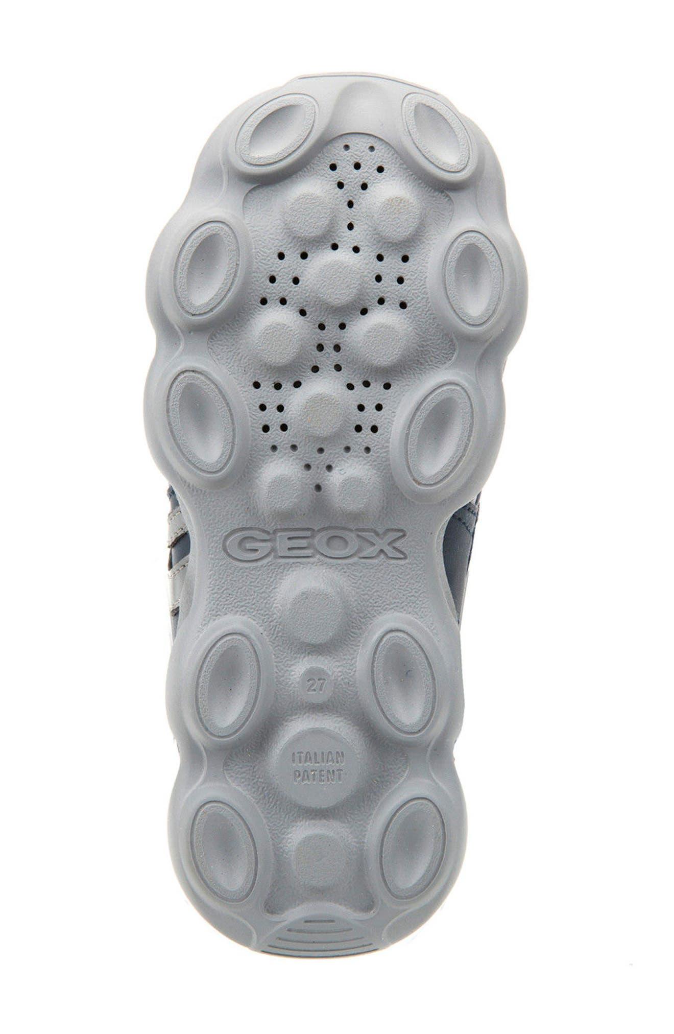 Munfrey Sneaker,                             Alternate thumbnail 6, color,                             Navy/ Grey