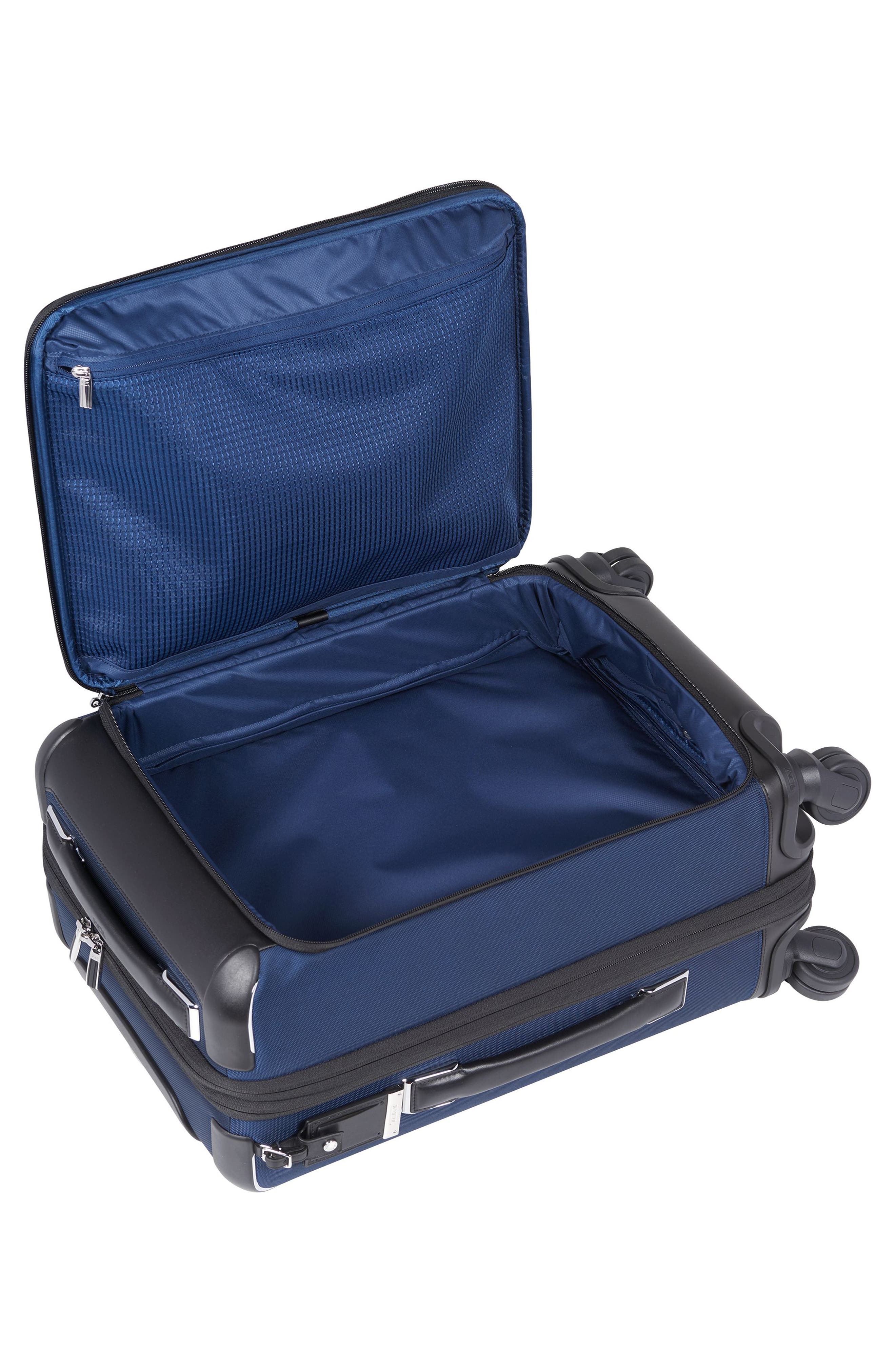 Gatwick 22-Inch International Expandable Carry-On,                             Alternate thumbnail 3, color,                             Navy