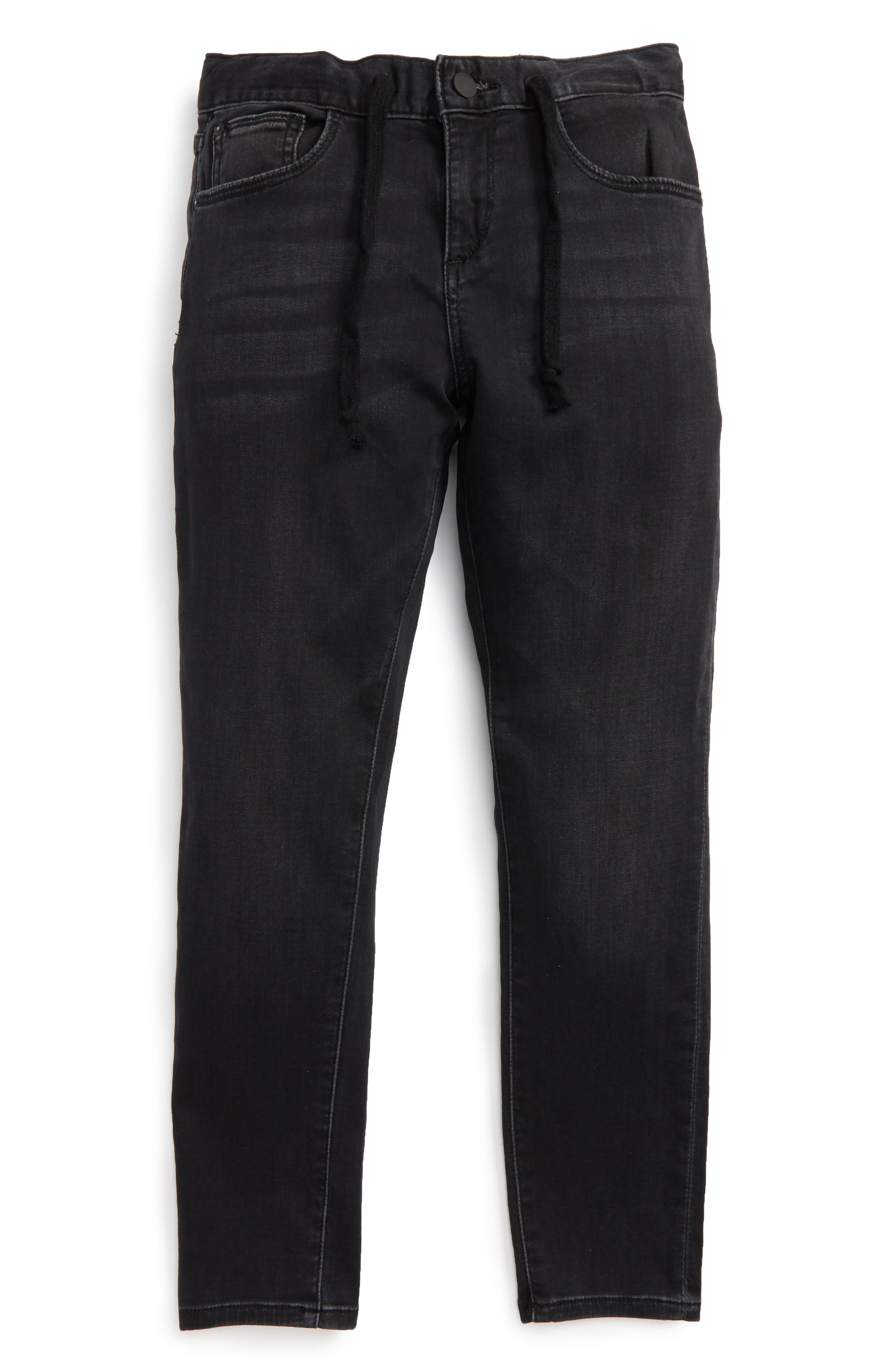 Alternate Image 1 Selected - DL1961 William Straight Leg Jeans (Big Boys)