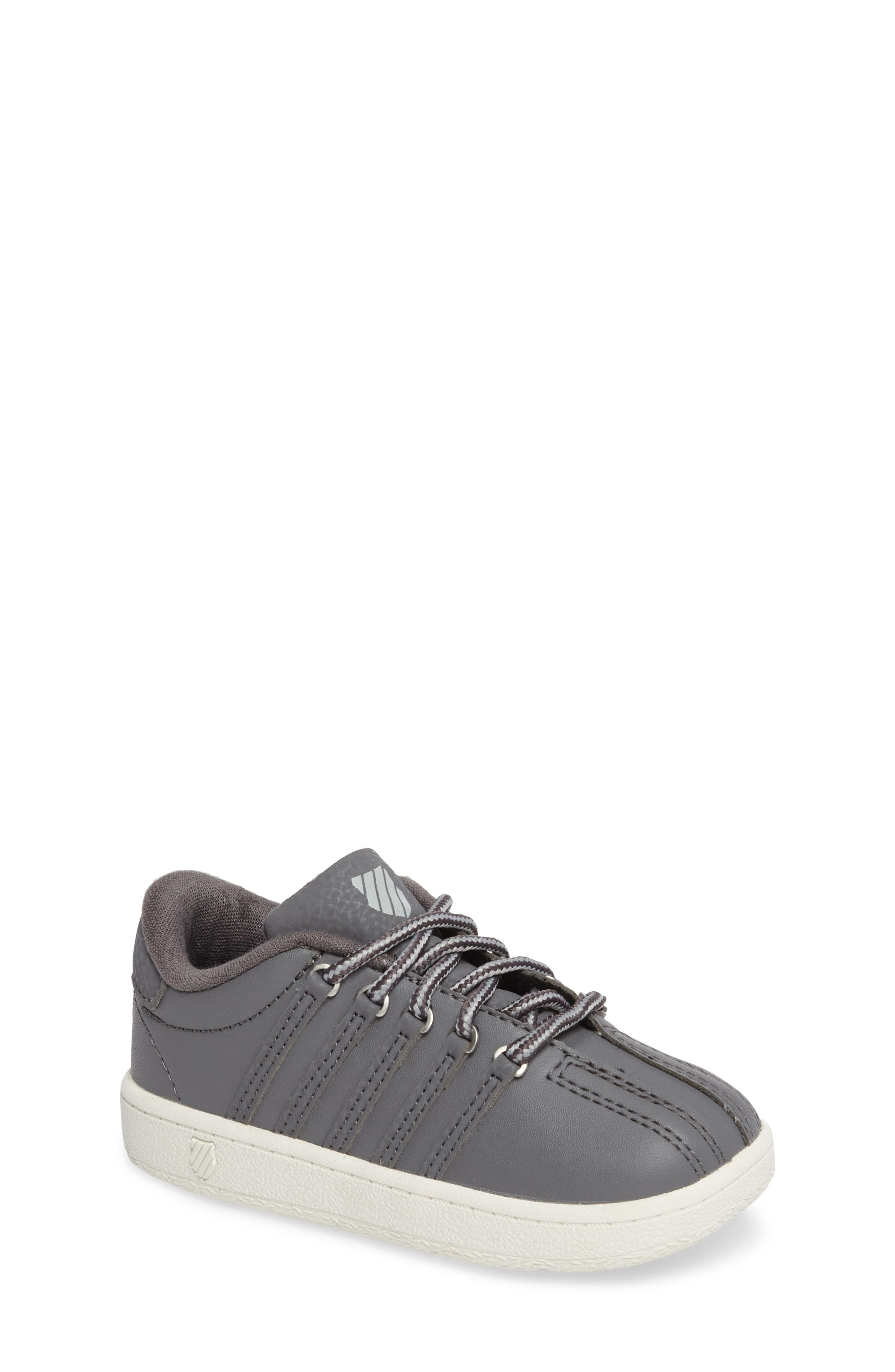 Classic VN Sneaker,                             Main thumbnail 1, color,                             Charcoal/ Storm/ Lily White