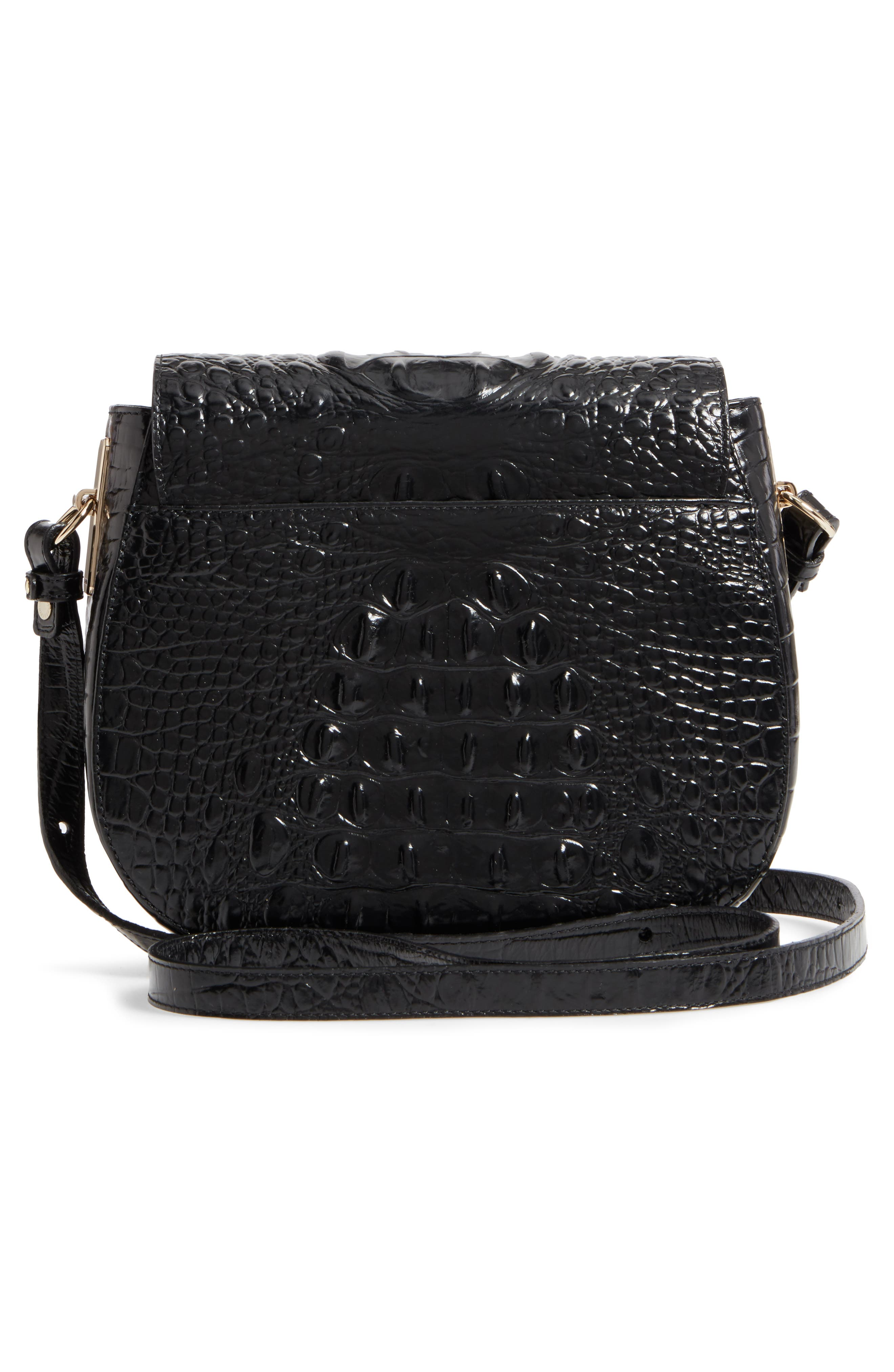 Alternate Image 3  - Brahmin Melbourne - Lizzie Leather Crossbody Bag