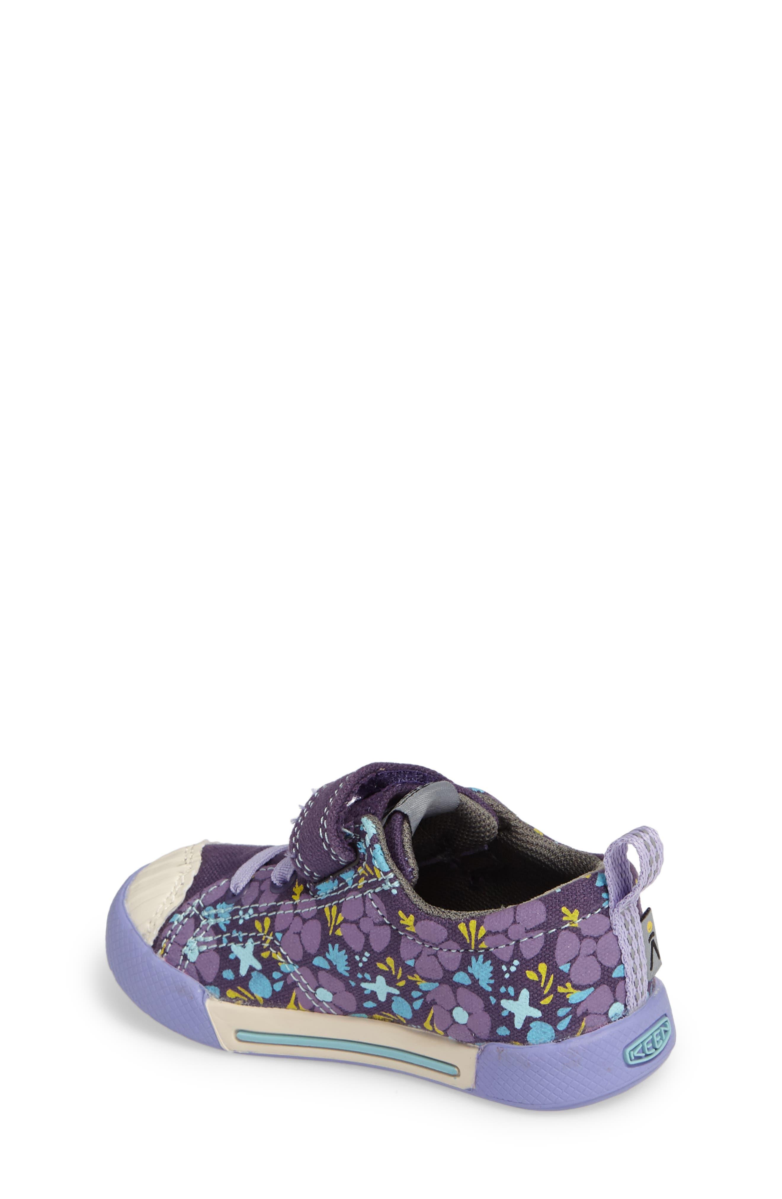 Alternate Image 2  - Keen Encanto Finley Sneaker (Baby, Walker, Toddler, Little Kid & Big Kid)