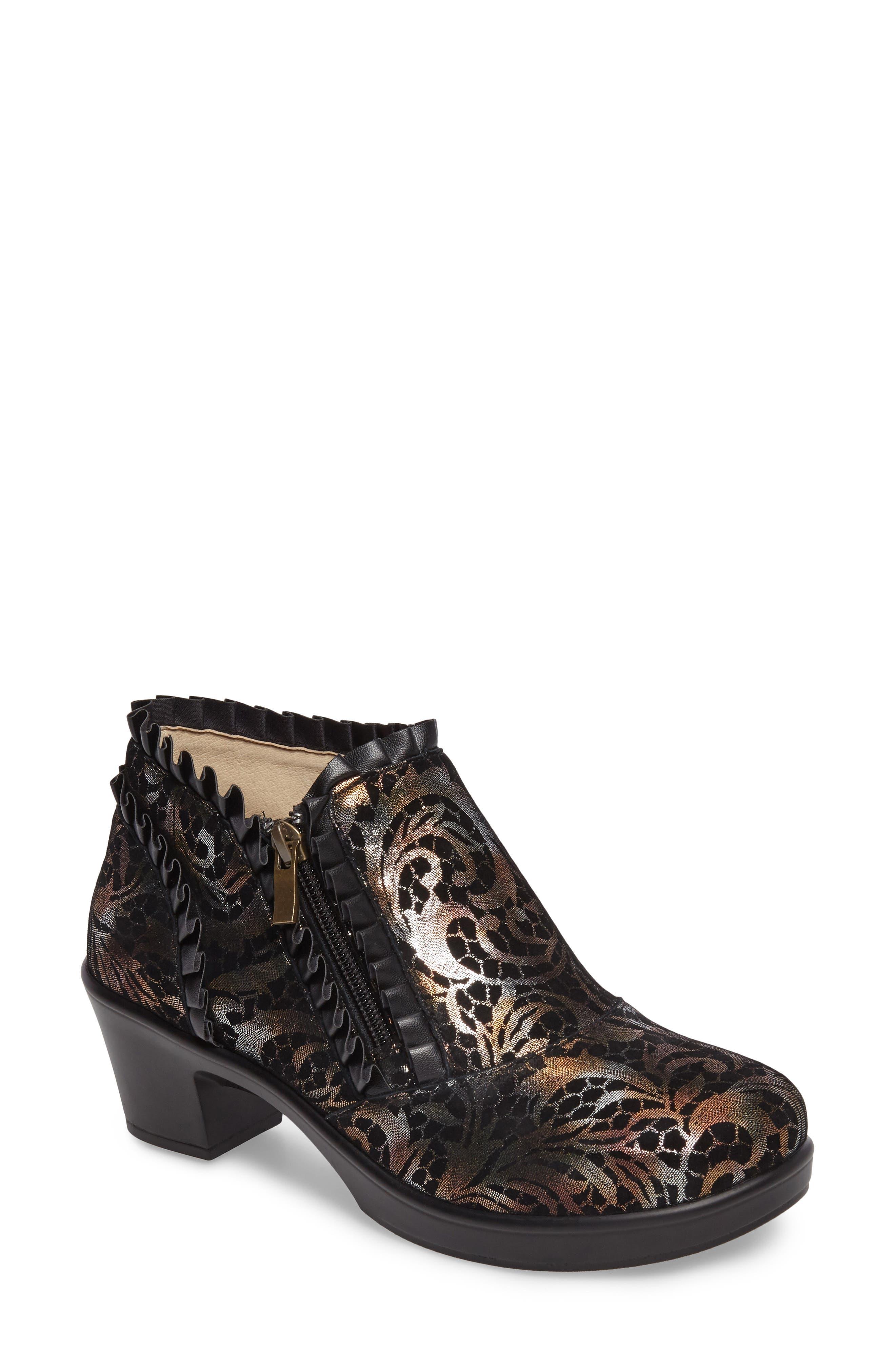 Alegria 'Hannah' Saddle Boot (Women)