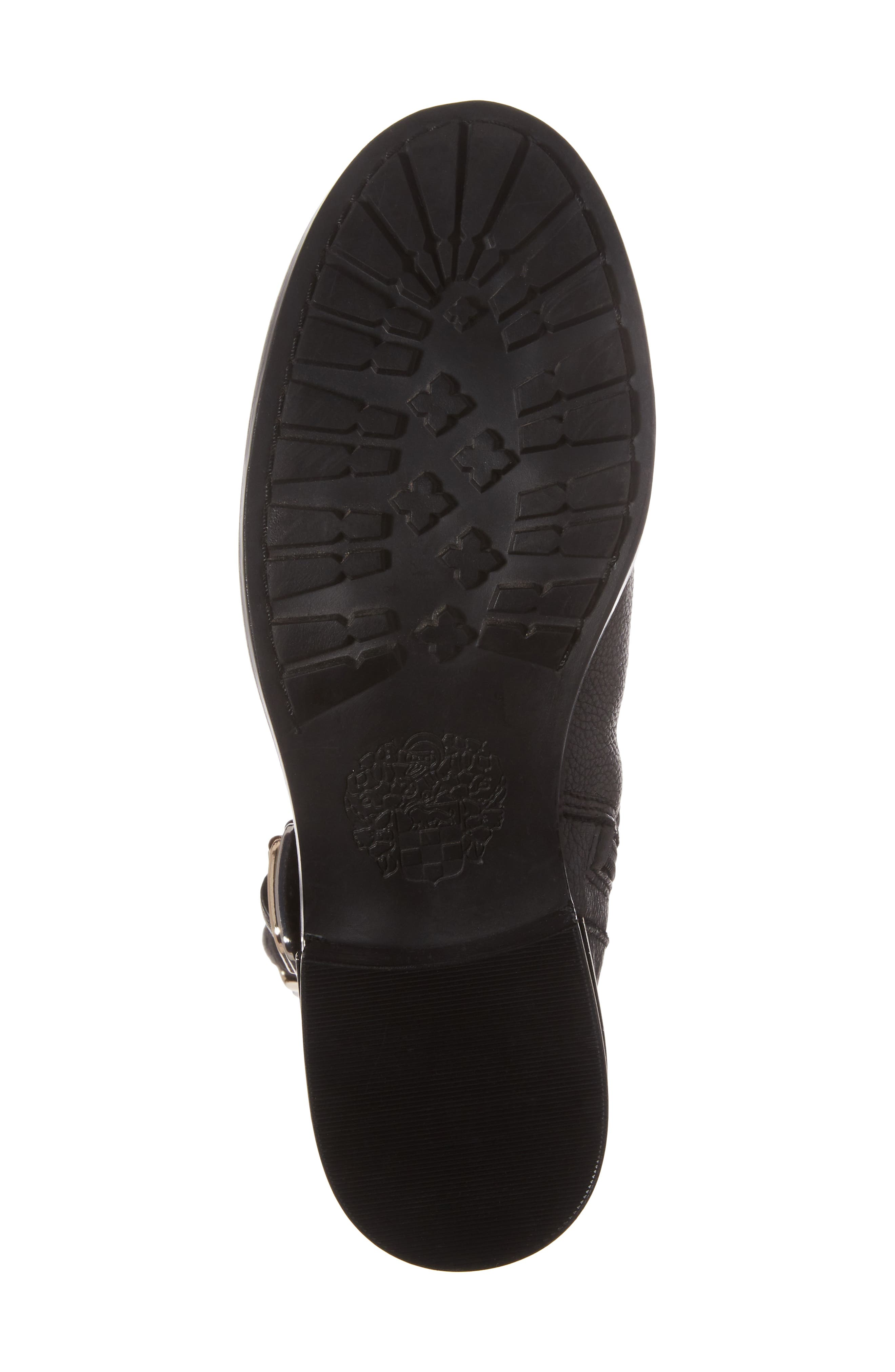 Webey Boot,                             Alternate thumbnail 6, color,                             Black Leather
