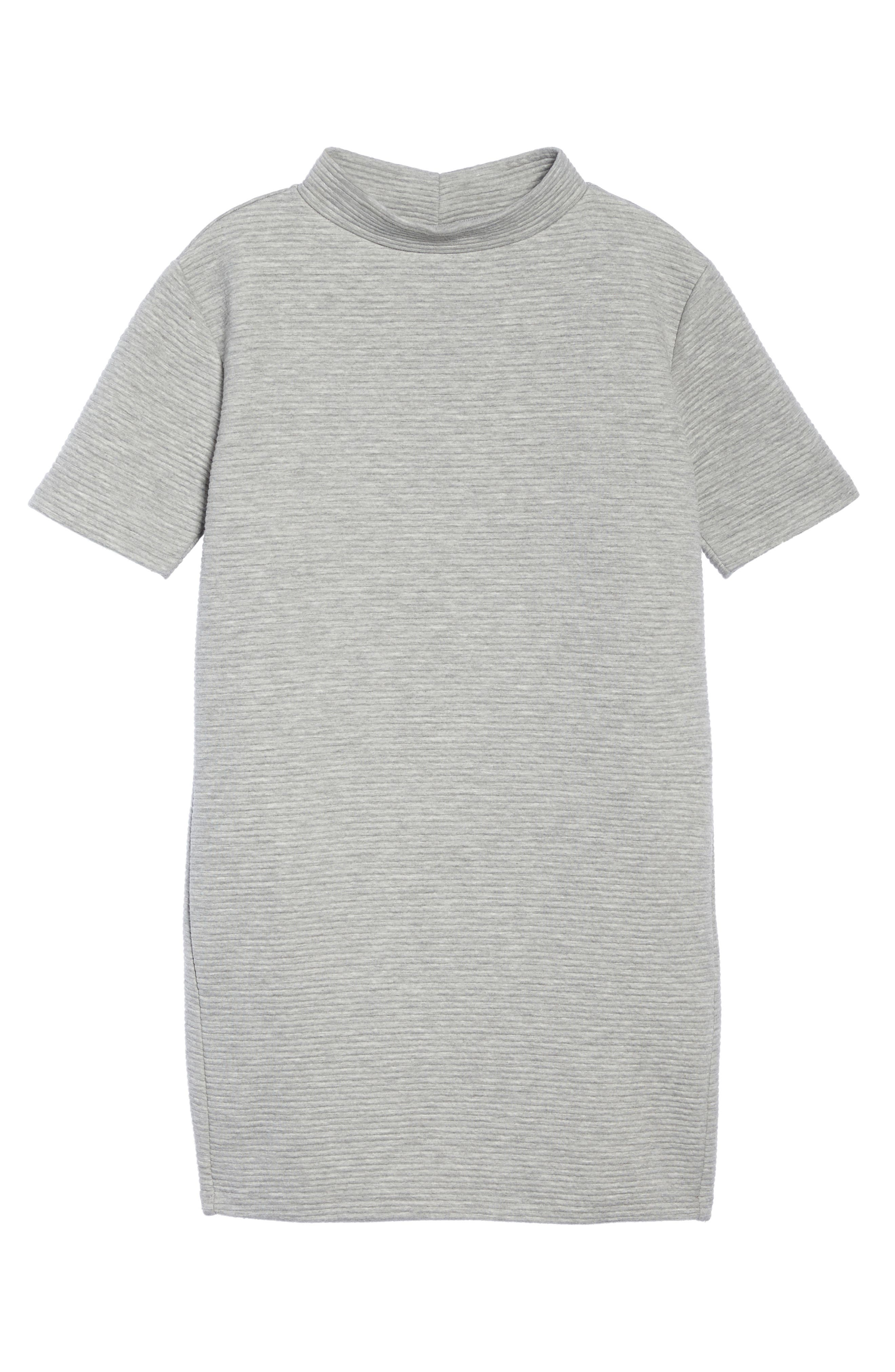Marian Shift Dress,                             Main thumbnail 1, color,                             Light Grey