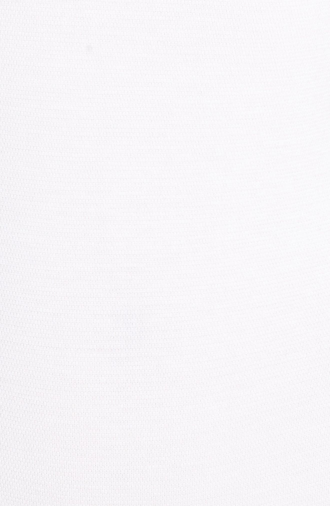 Thong Bodysuit,                             Alternate thumbnail 6, color,                             White