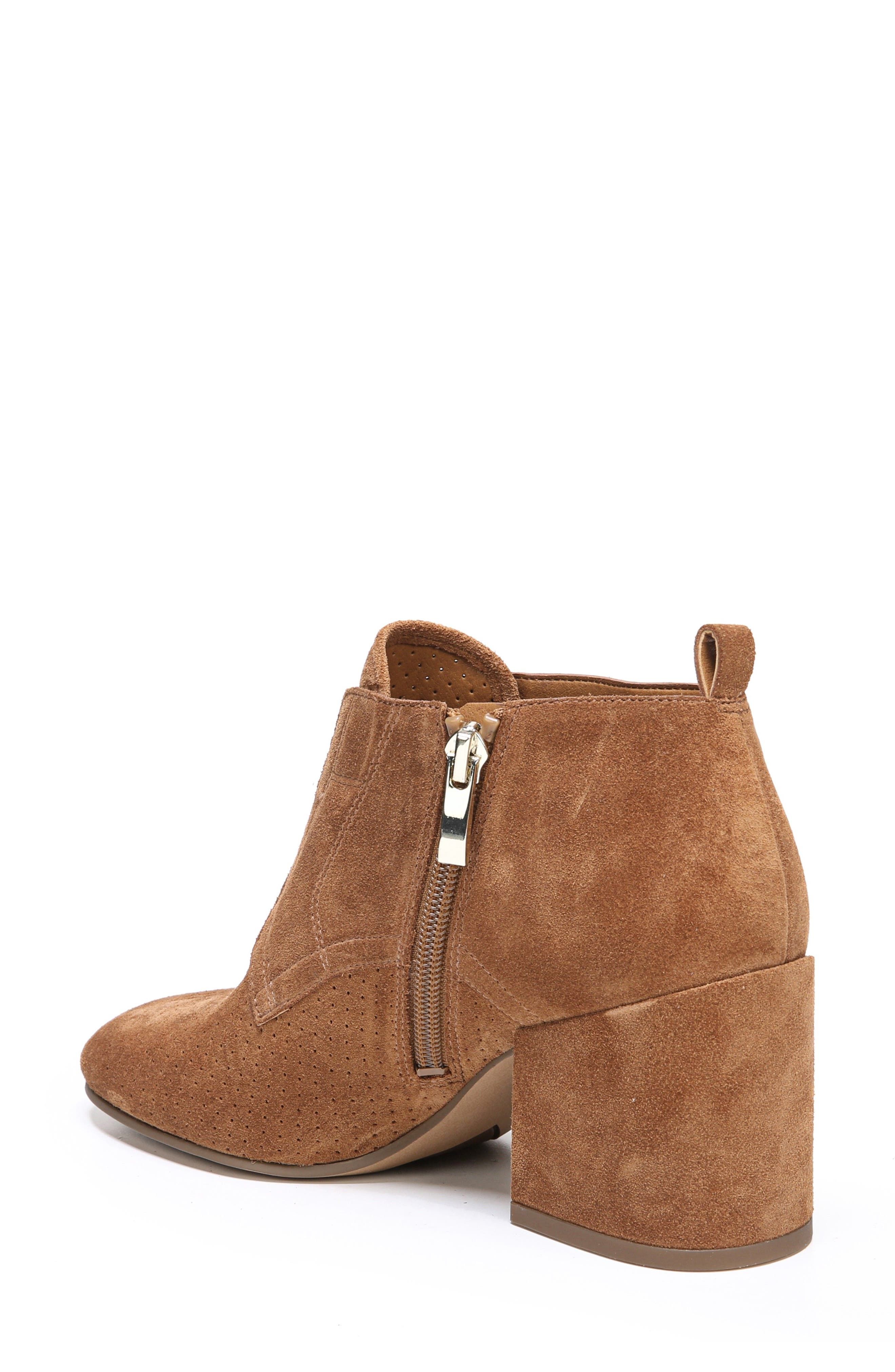 Alfie Bootie,                             Alternate thumbnail 2, color,                             Whiskey Suede