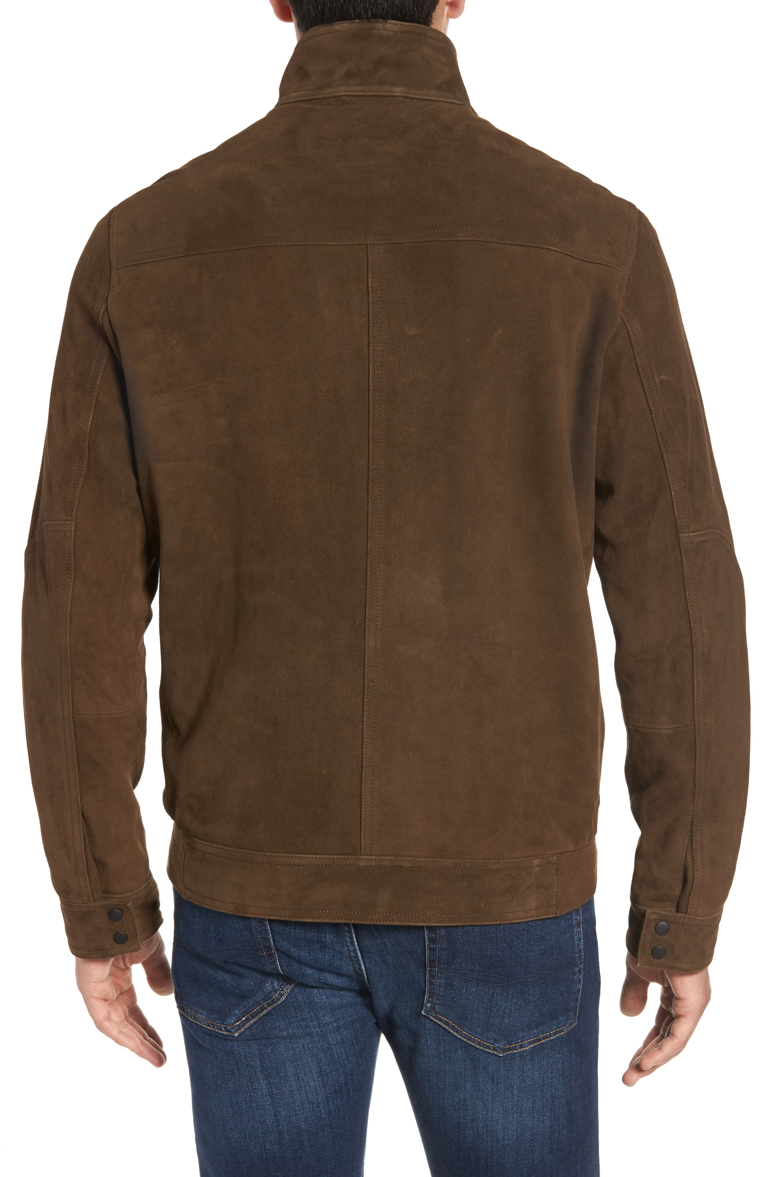 Alternate Image 2  - Rodd & Gunn Avondale Suede Jacket