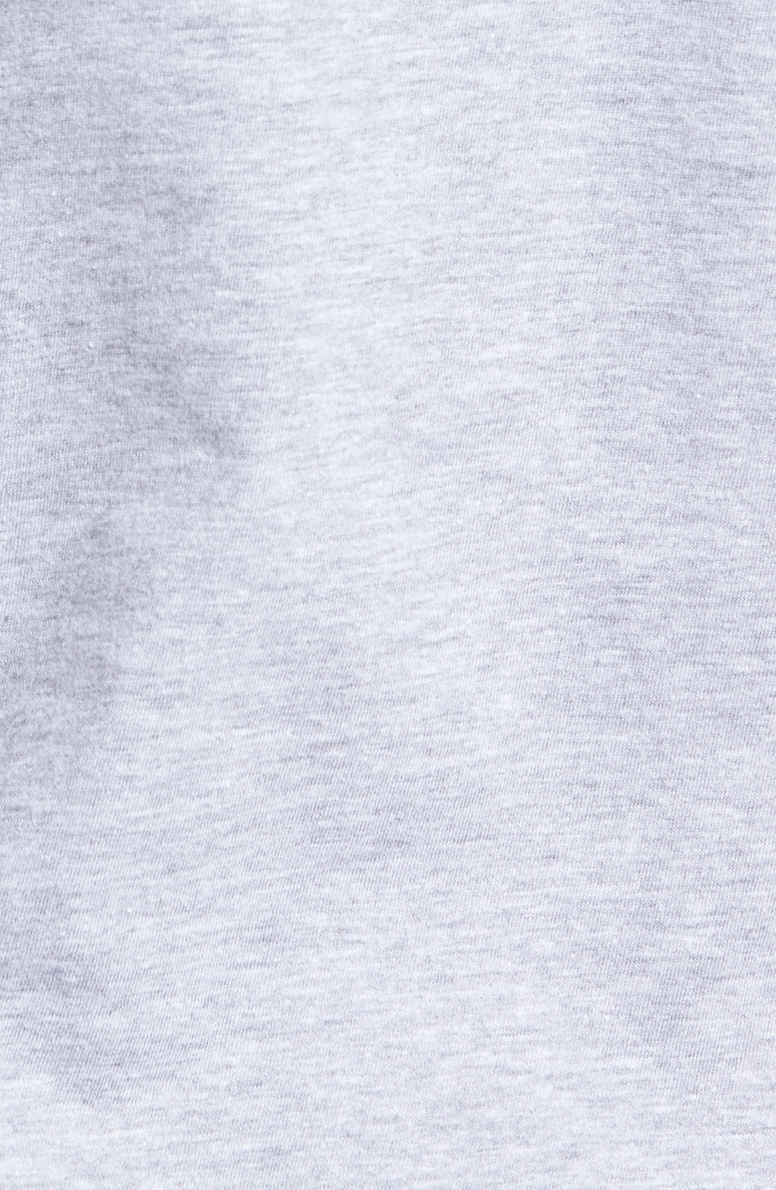 Budweiser<sup>®</sup> T-Shirt,                             Alternate thumbnail 5, color,                             Grey Bud Surfboards