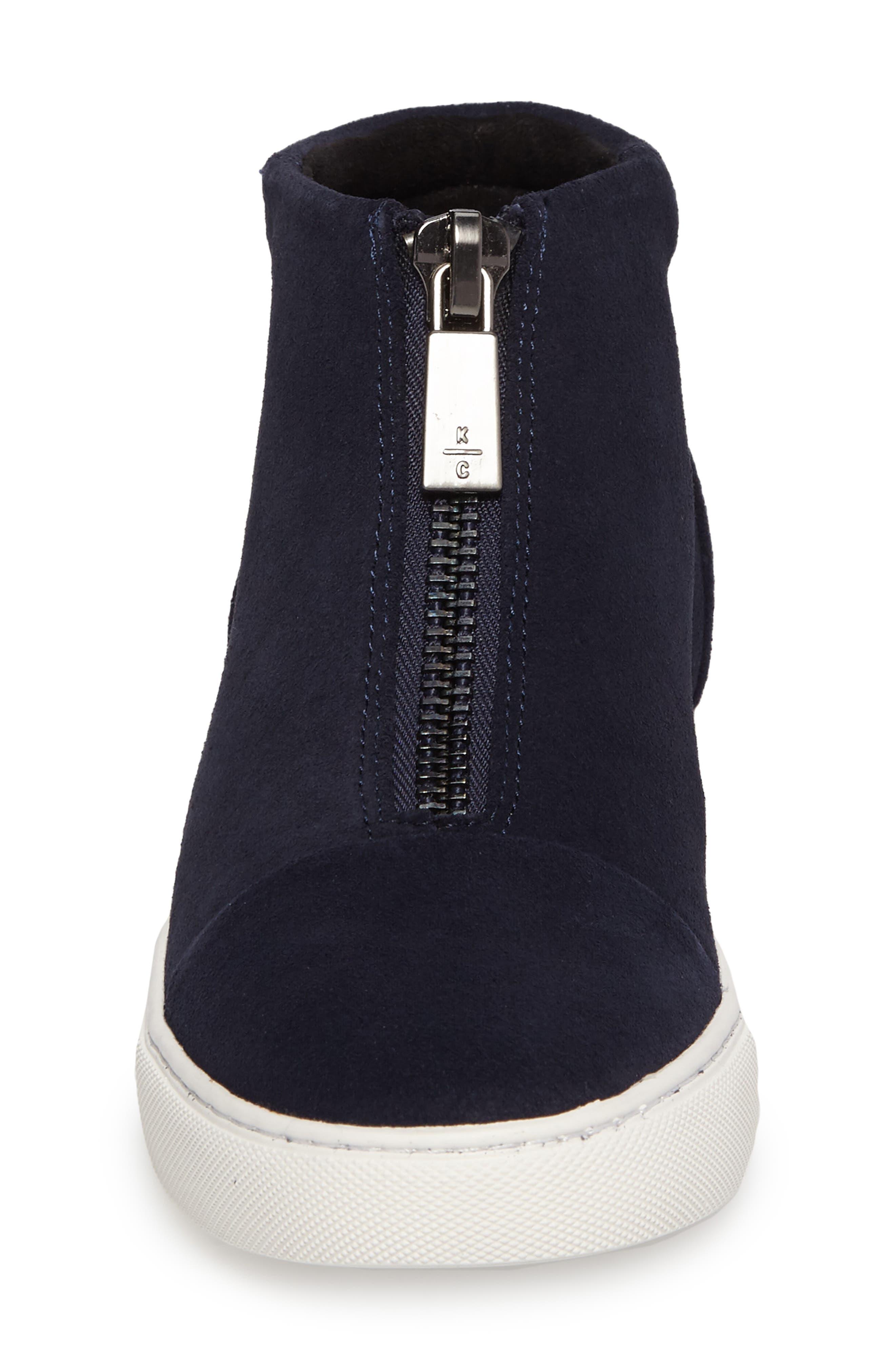 Alternate Image 4  - Kenneth Cole New York Kayla Zip Sneaker (Women)