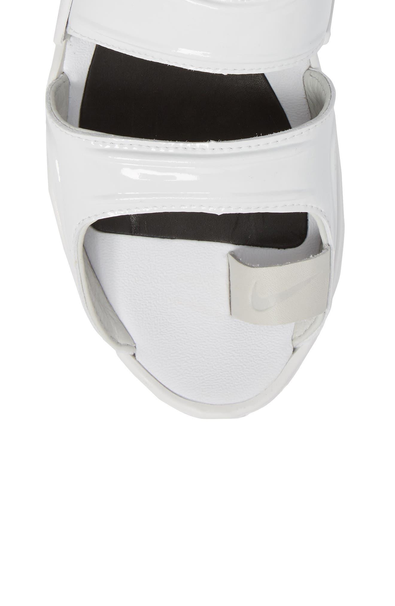 Alternate Image 5  - Nike Air Huarache Gladiator Sandal (Women)