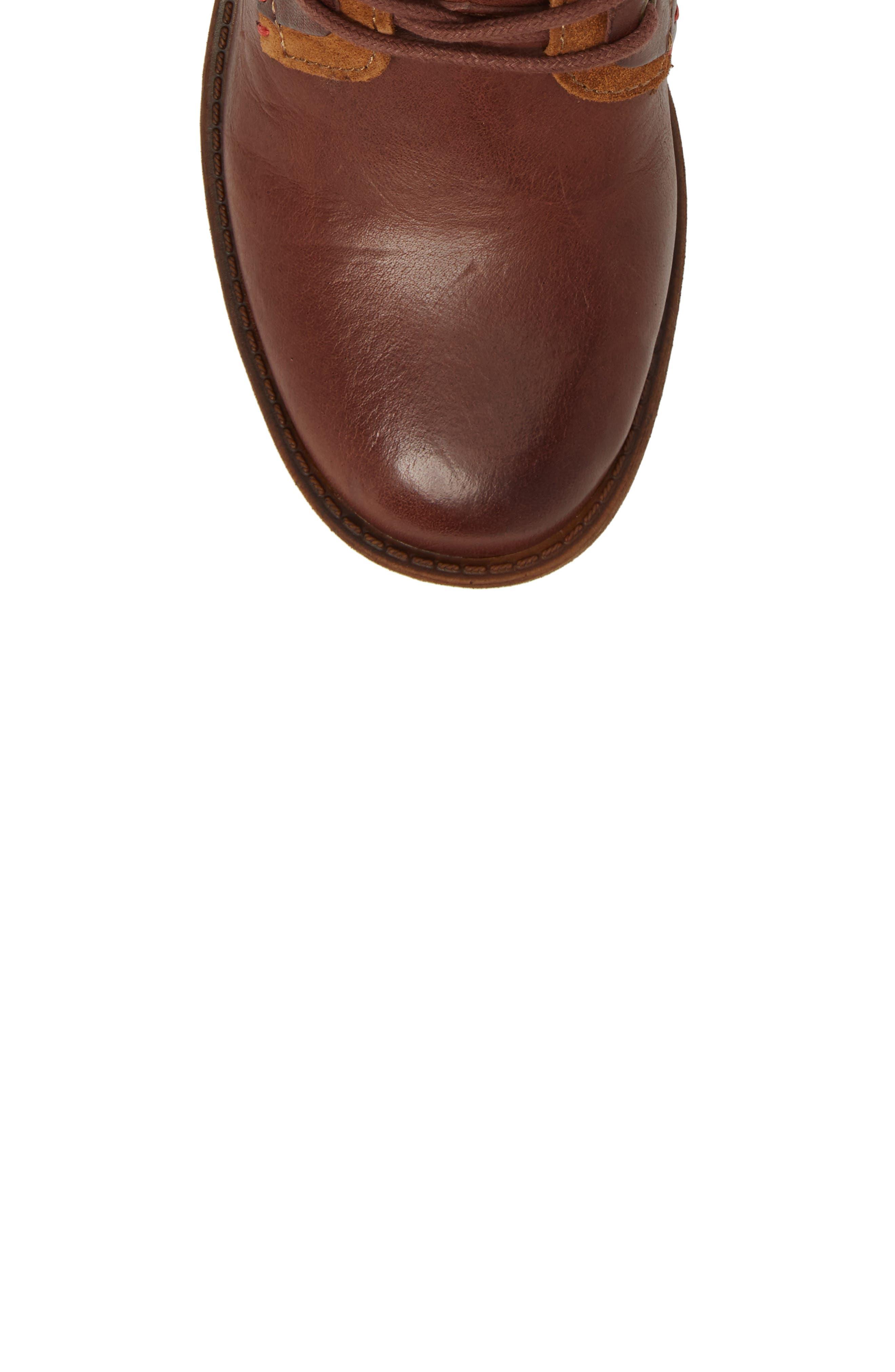 Alternate Image 5  - Comfortiva Sarango Lace-Up Boot (Women)