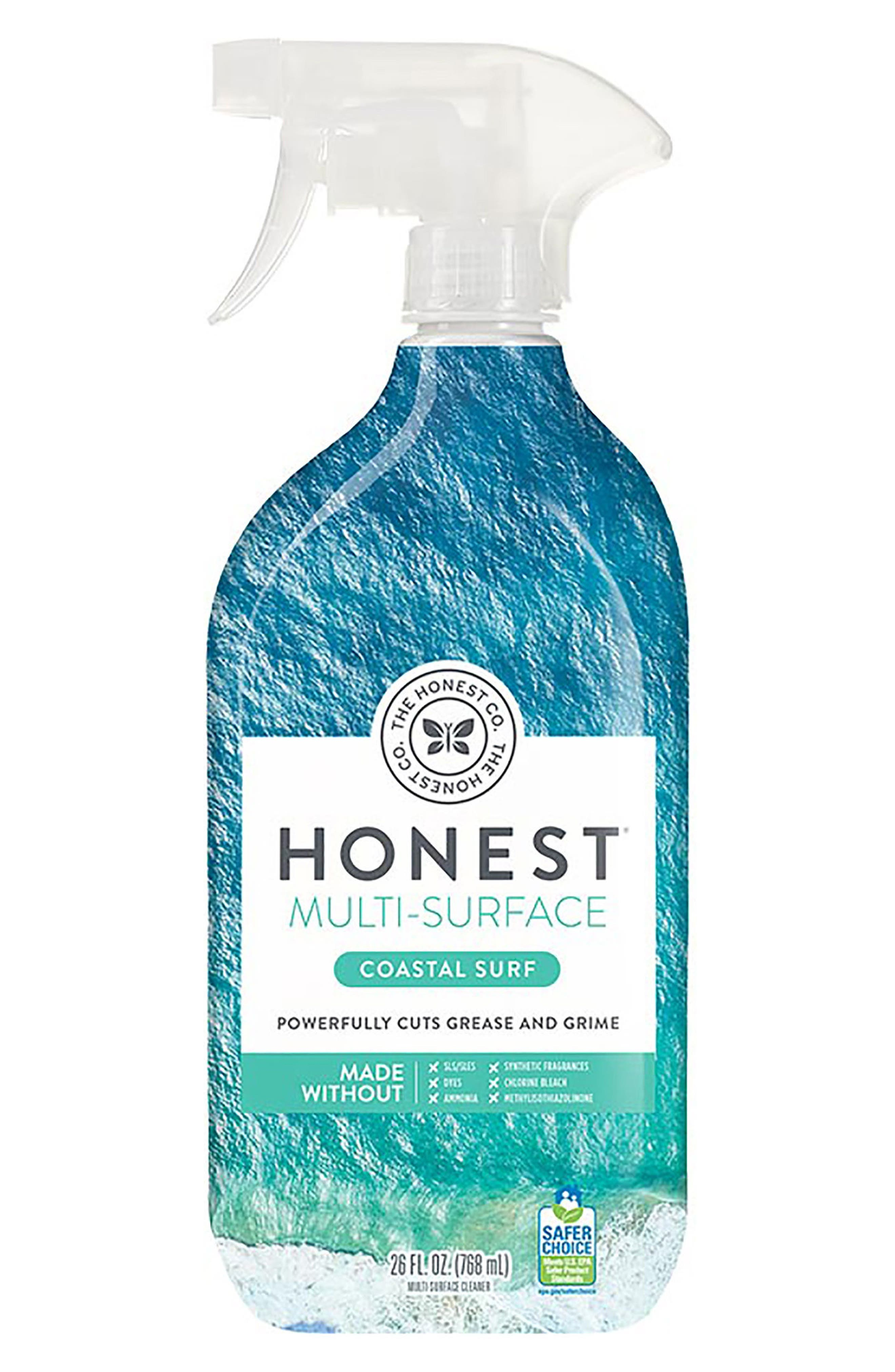The Honest Company Coastal Surf Multi-Surface Cleaner