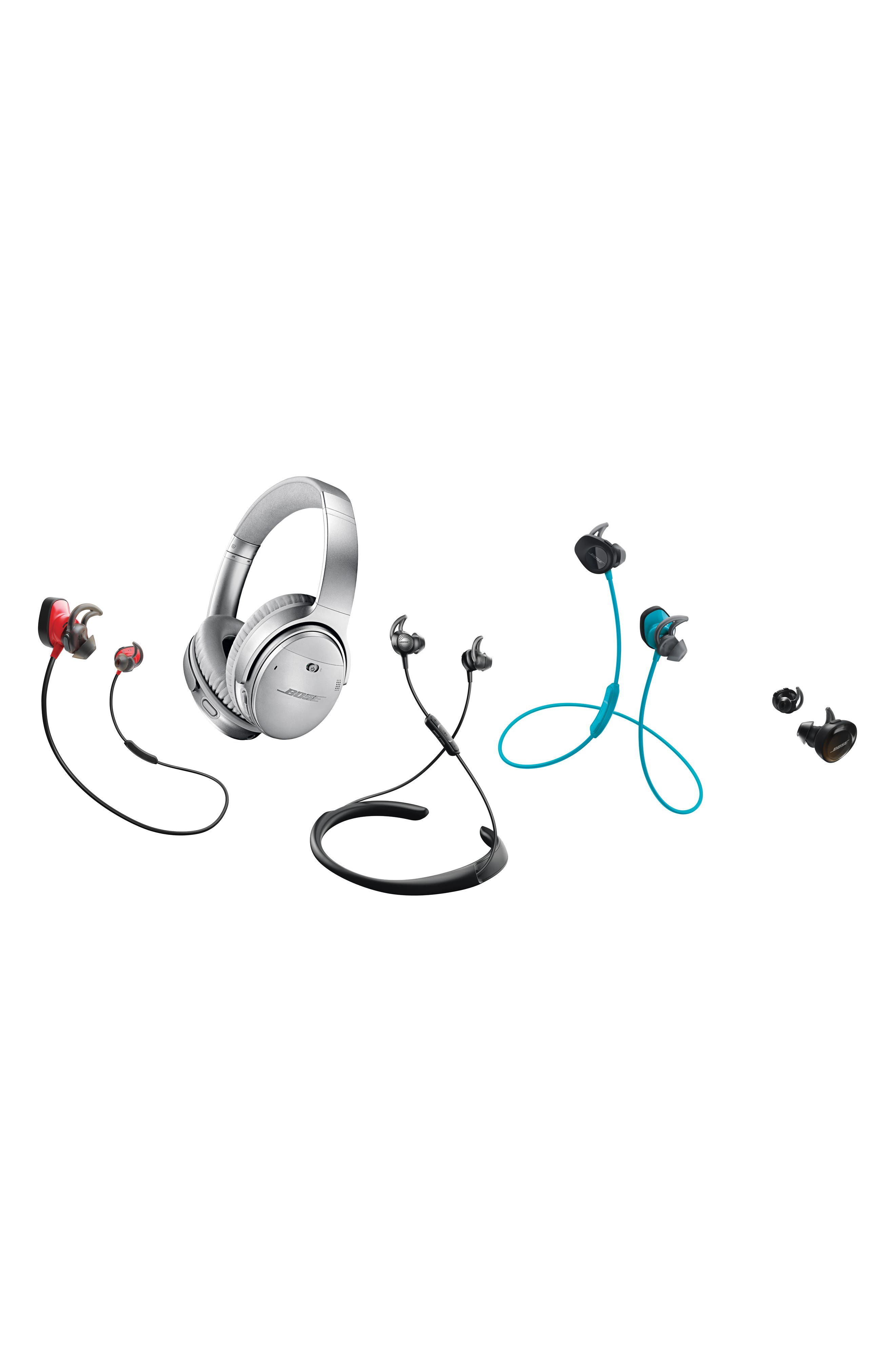 Alternate Image 13  - Bose® QuietComfort® 35 Wireless Headphones II
