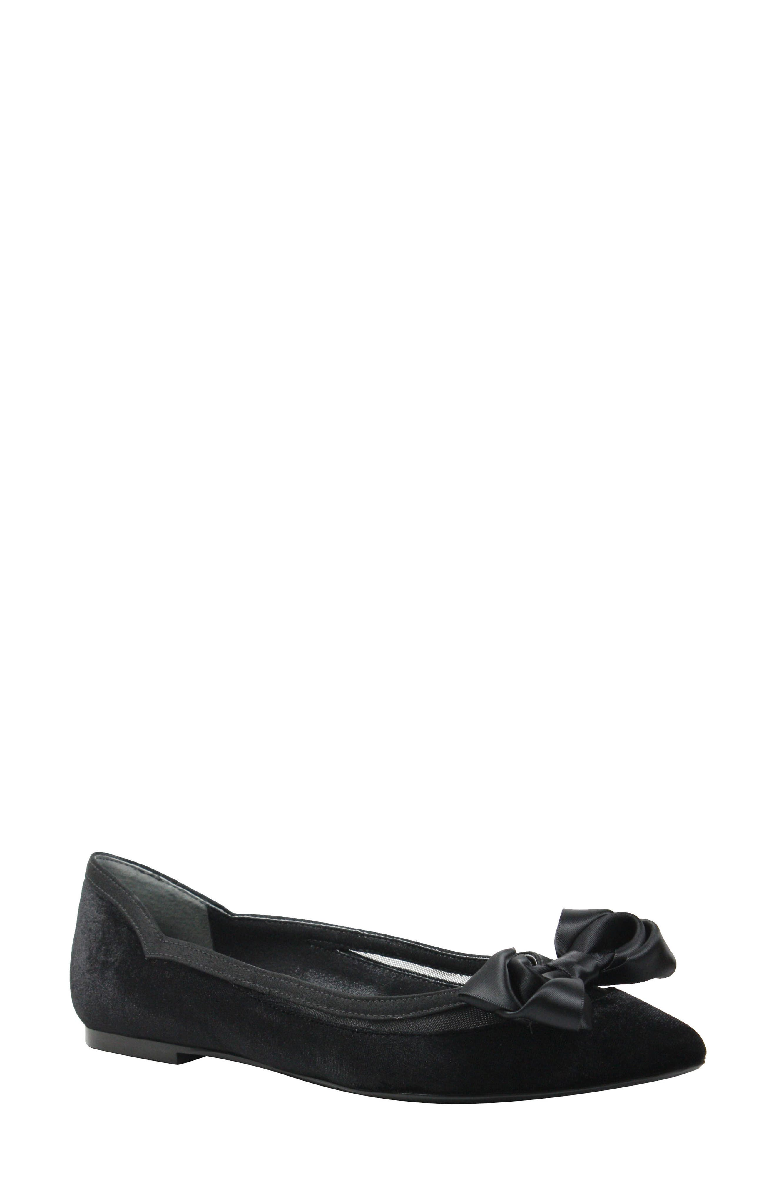 J. Reneé Allitson Bow Flat (Women)