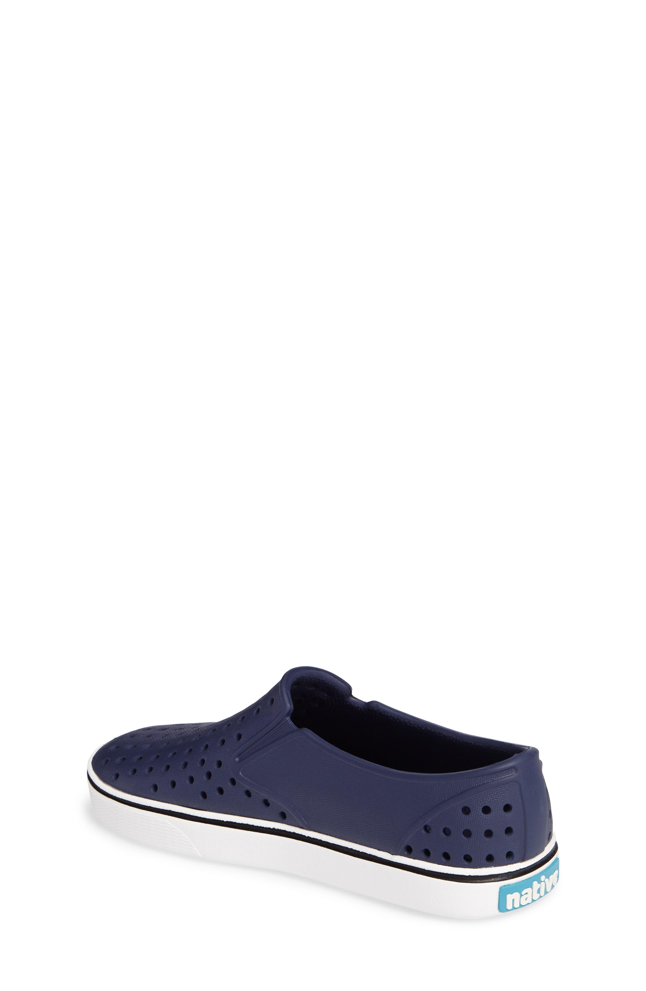 Alternate Image 2  - Native Shoes Miles Slip-On Sneaker (Little Kid)