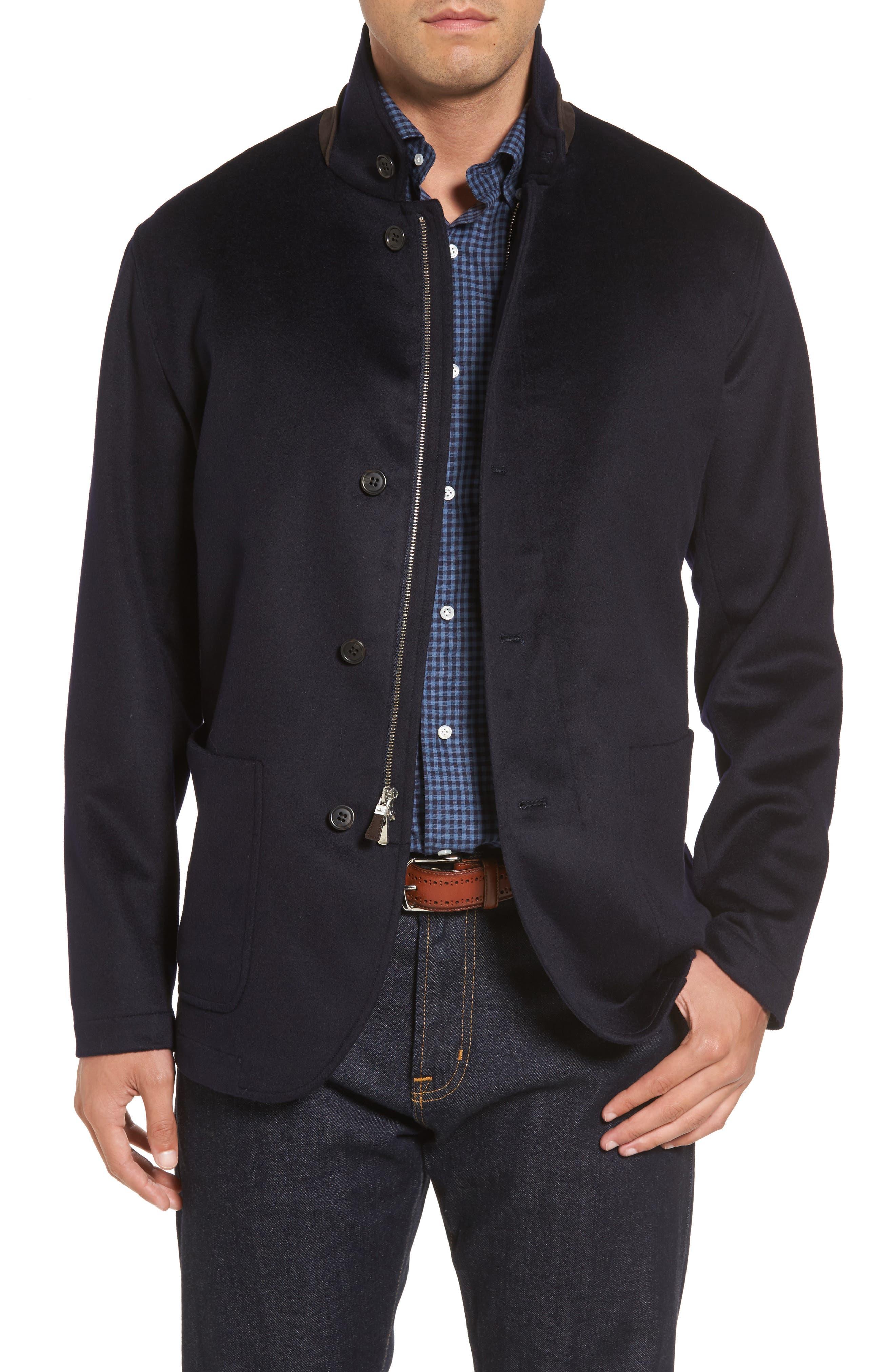 Peter Millar Crown Wool & Cashmere Jacket