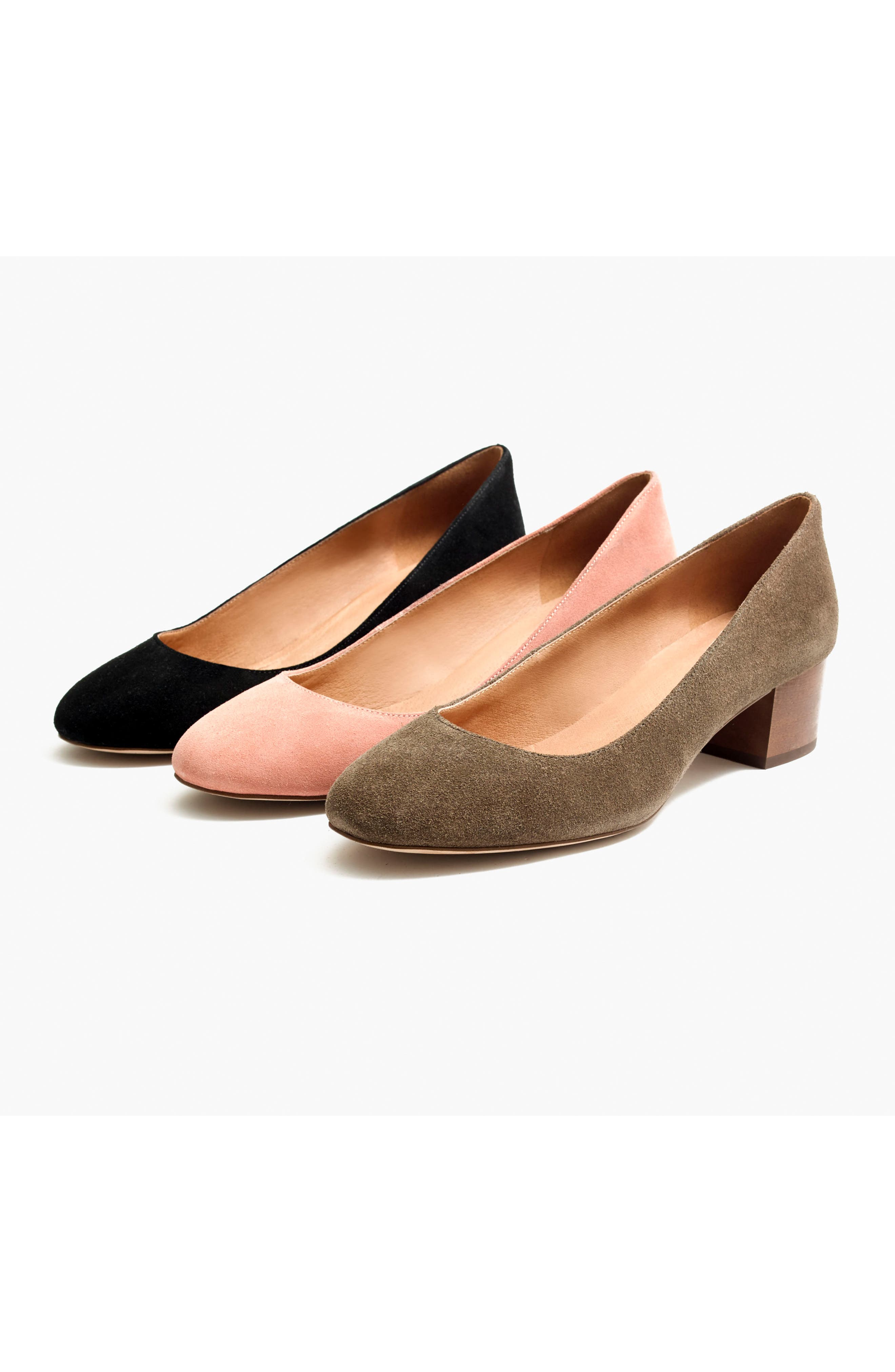 Alternate Image 7  - Madewell Ella Pump (Women)