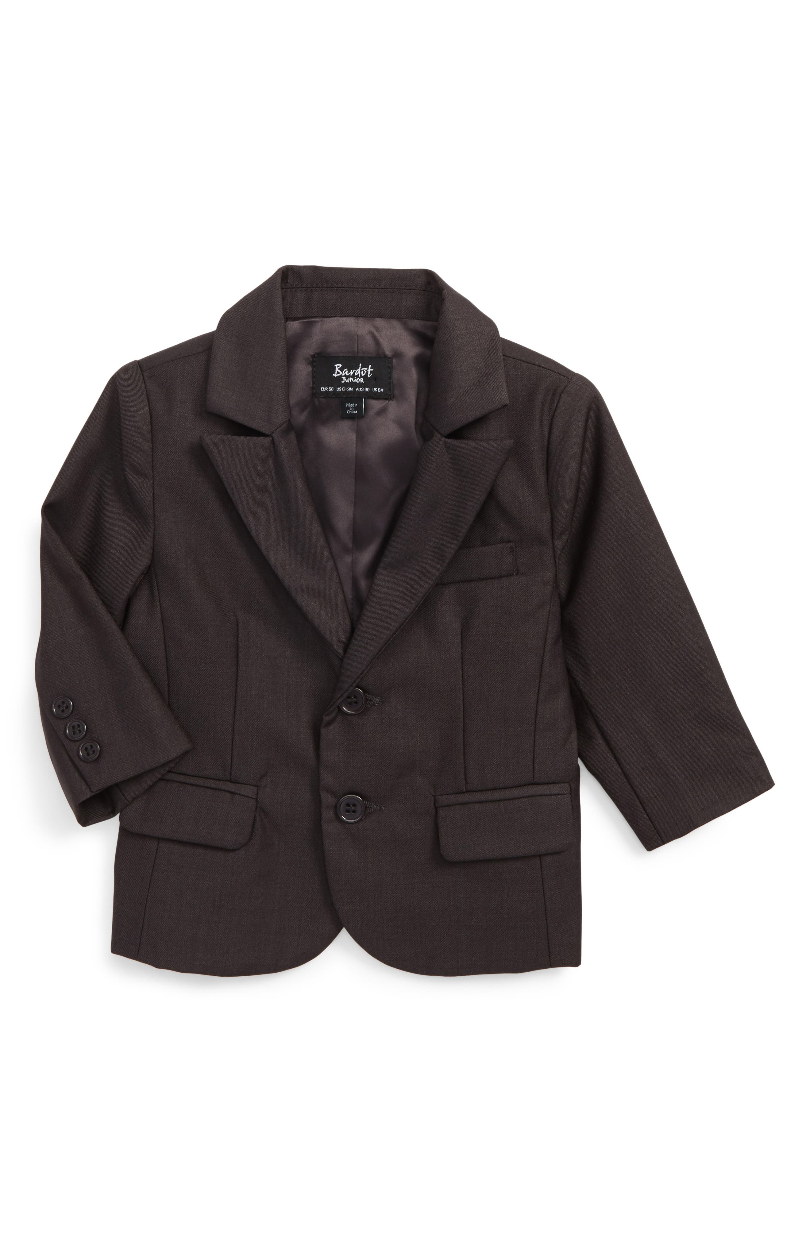 Bardot Junior Harry Suit Jacket (Baby Boys & Toddler Boys)