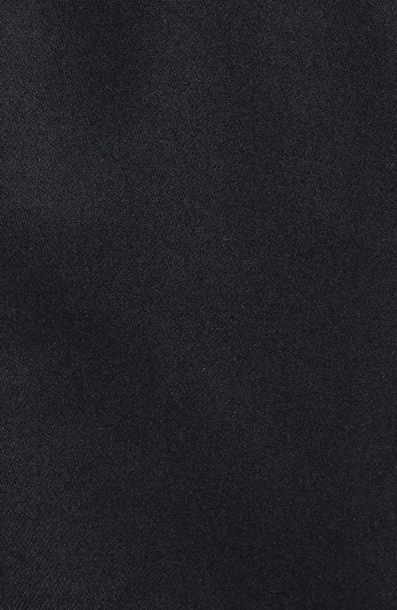 Alternate Image 5  - Comme des Garçons Zip Detail Wool Jacket