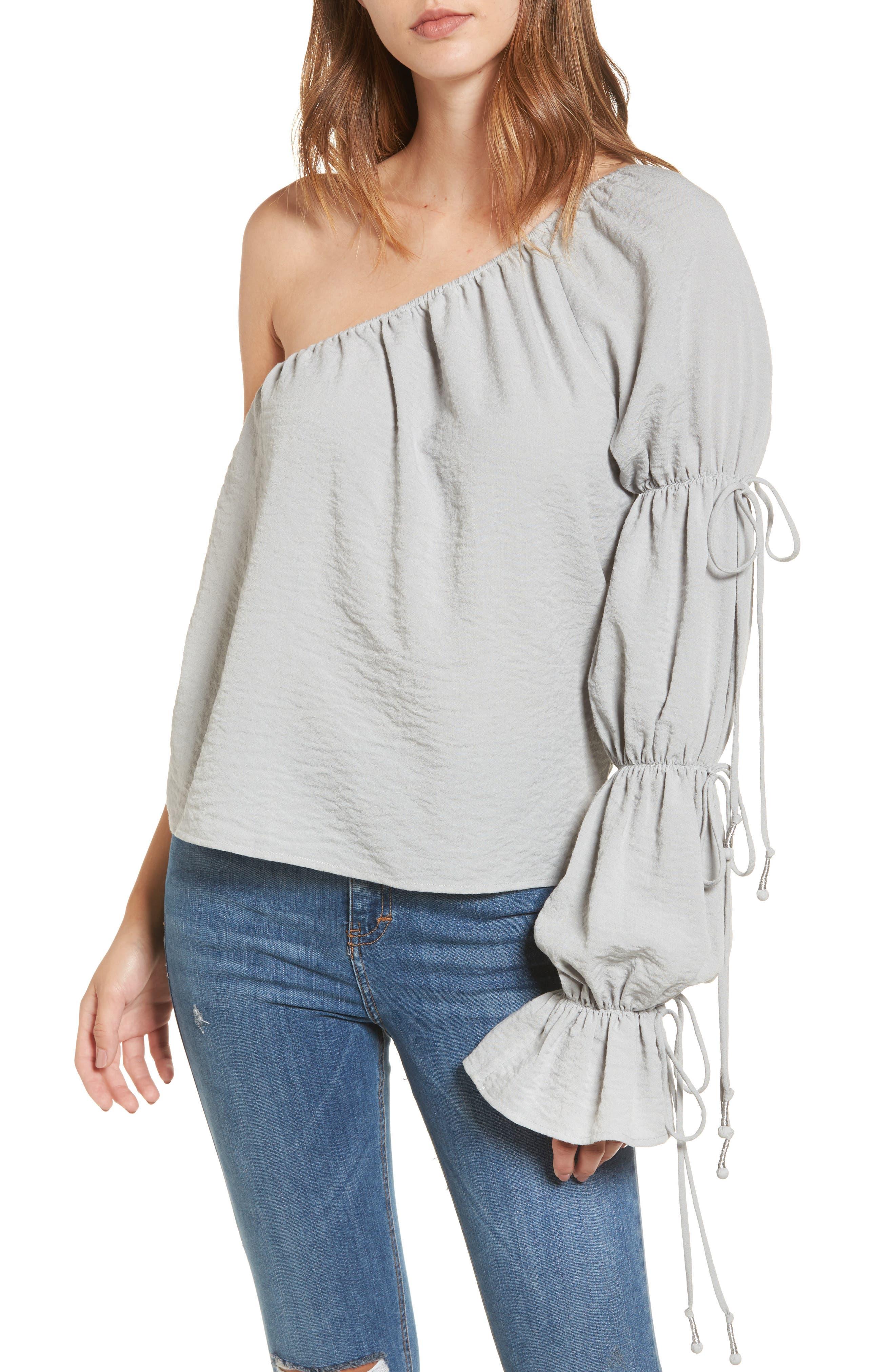 Tularosa Gigi One-Shoulder Top
