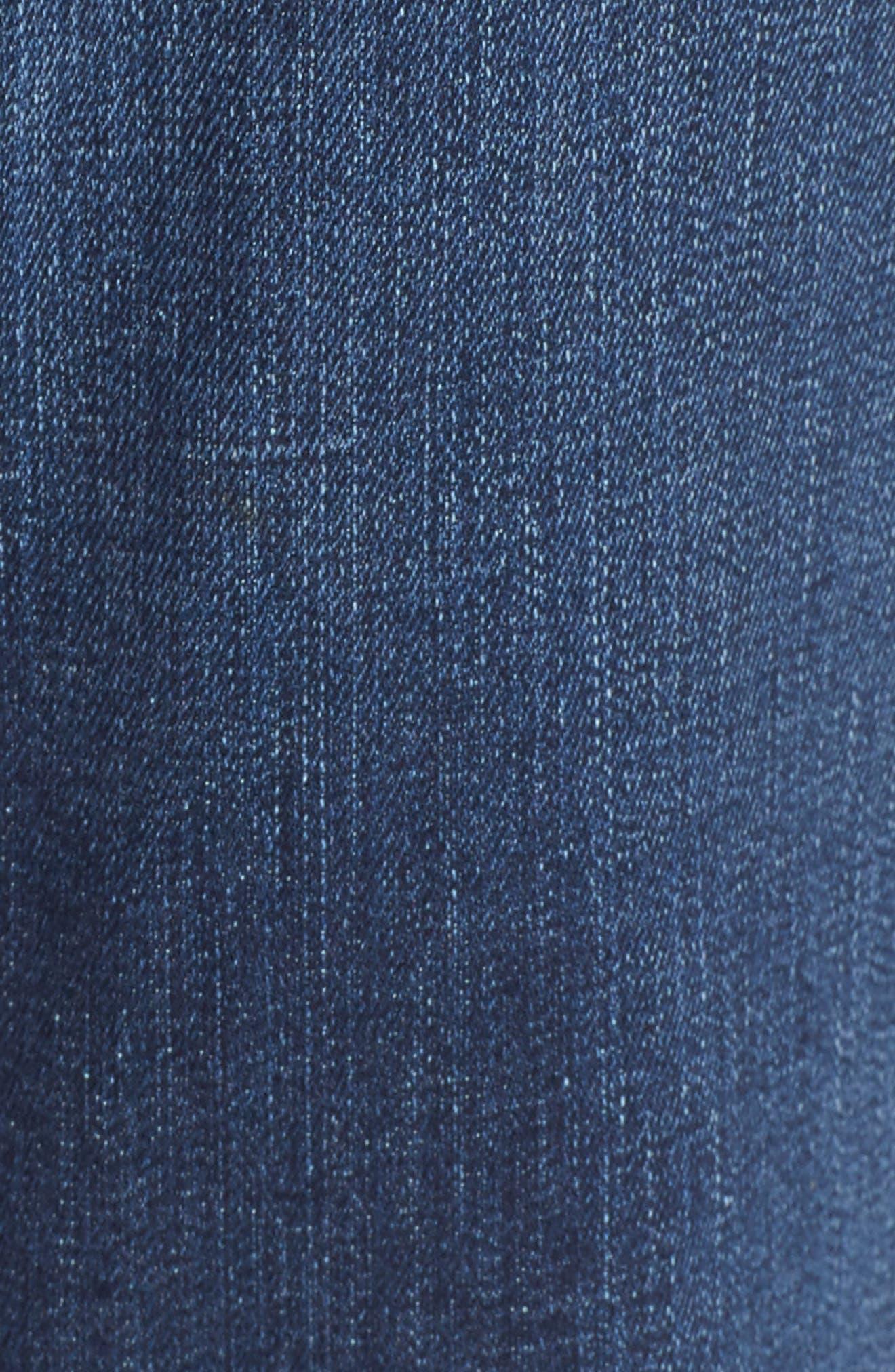 Stretch Boyfriend Jeans,                             Alternate thumbnail 5, color,                             Pioneer